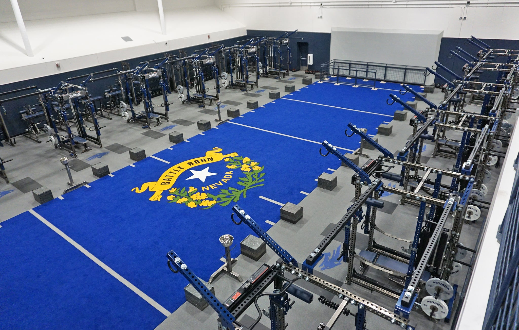 University of Nevada strength and conditioning