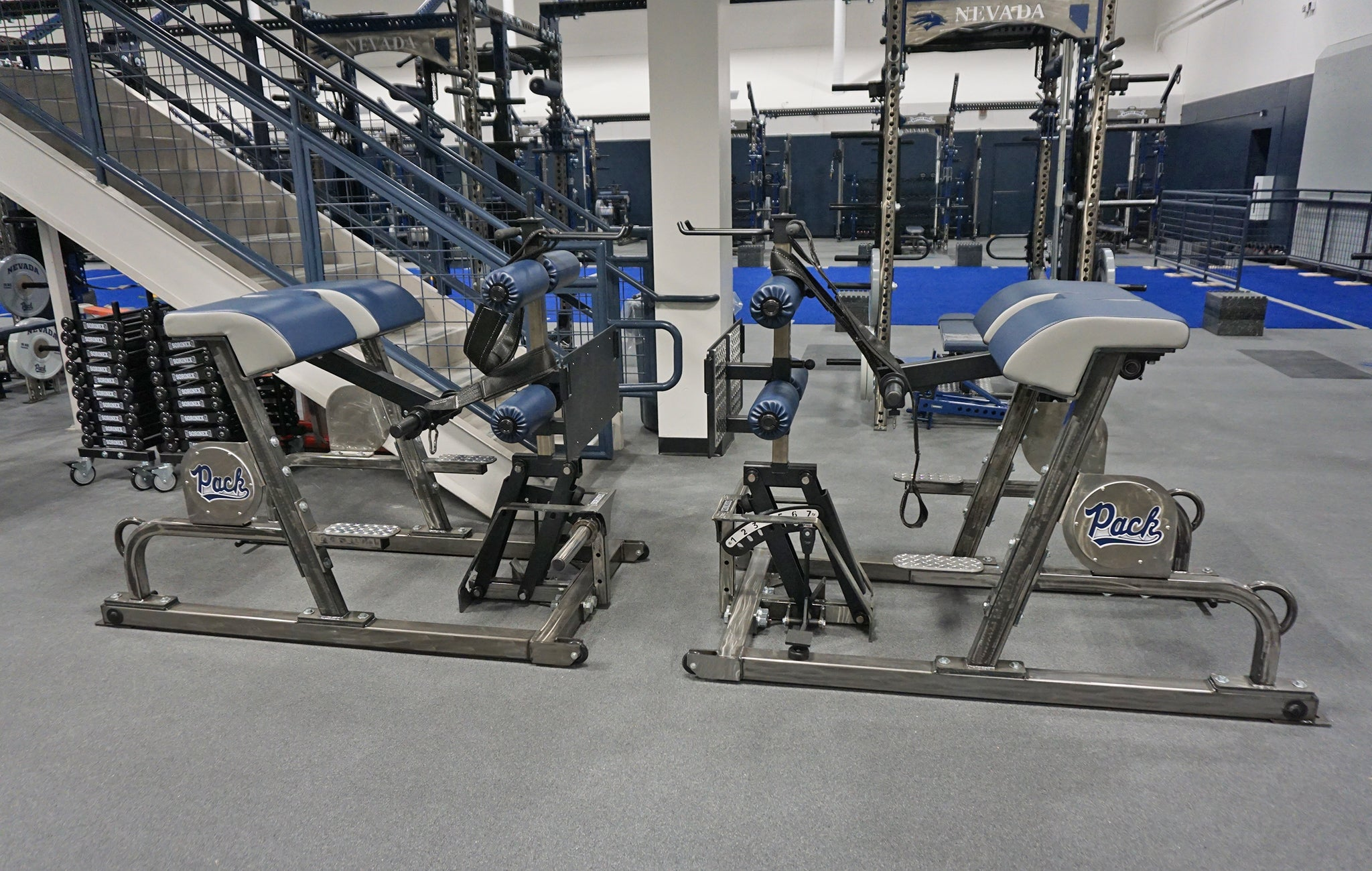 Nevada Weight Room