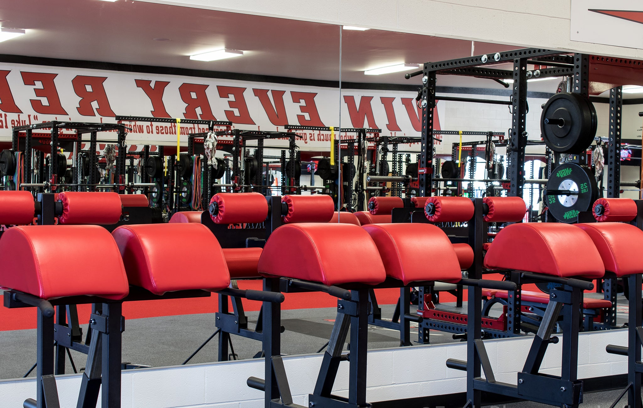 North Greenville Weight Room