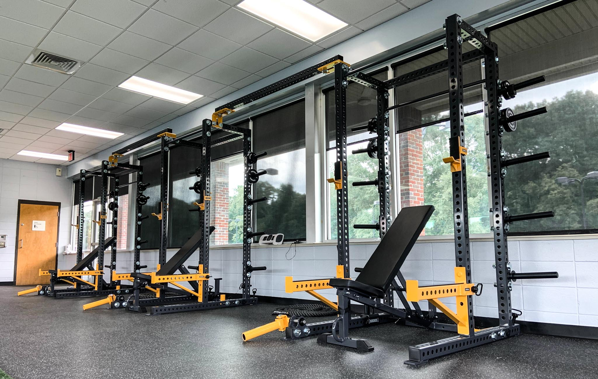 Ochsner Health Weight Room