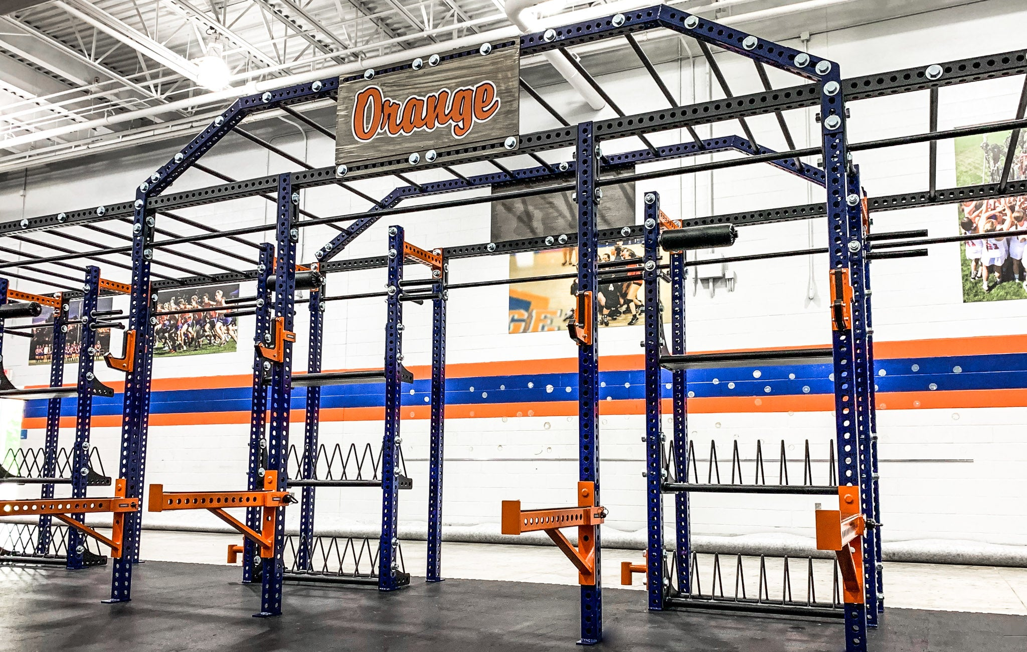 Olentangy High School strength and conditioning