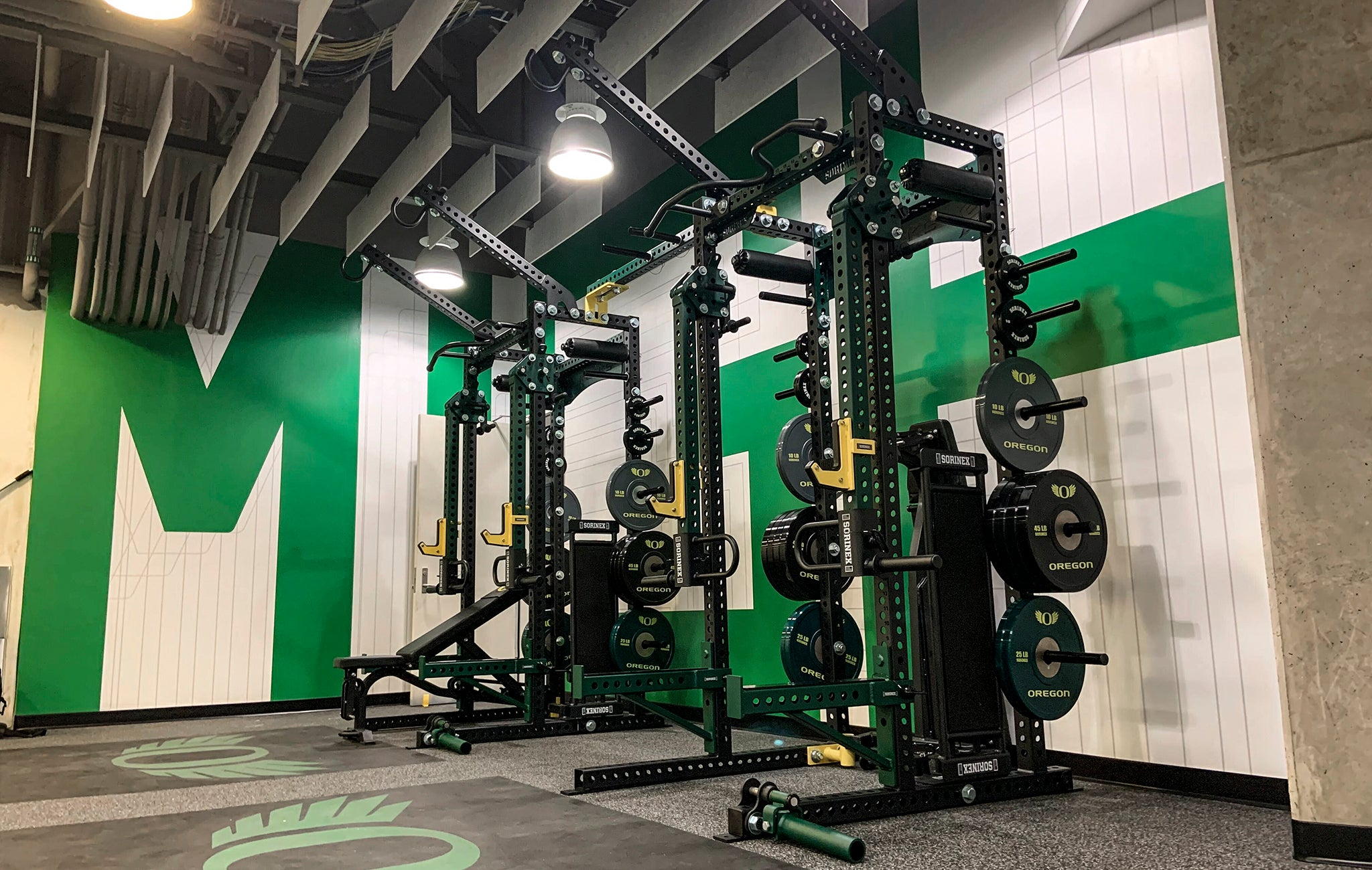 Oregon power racks