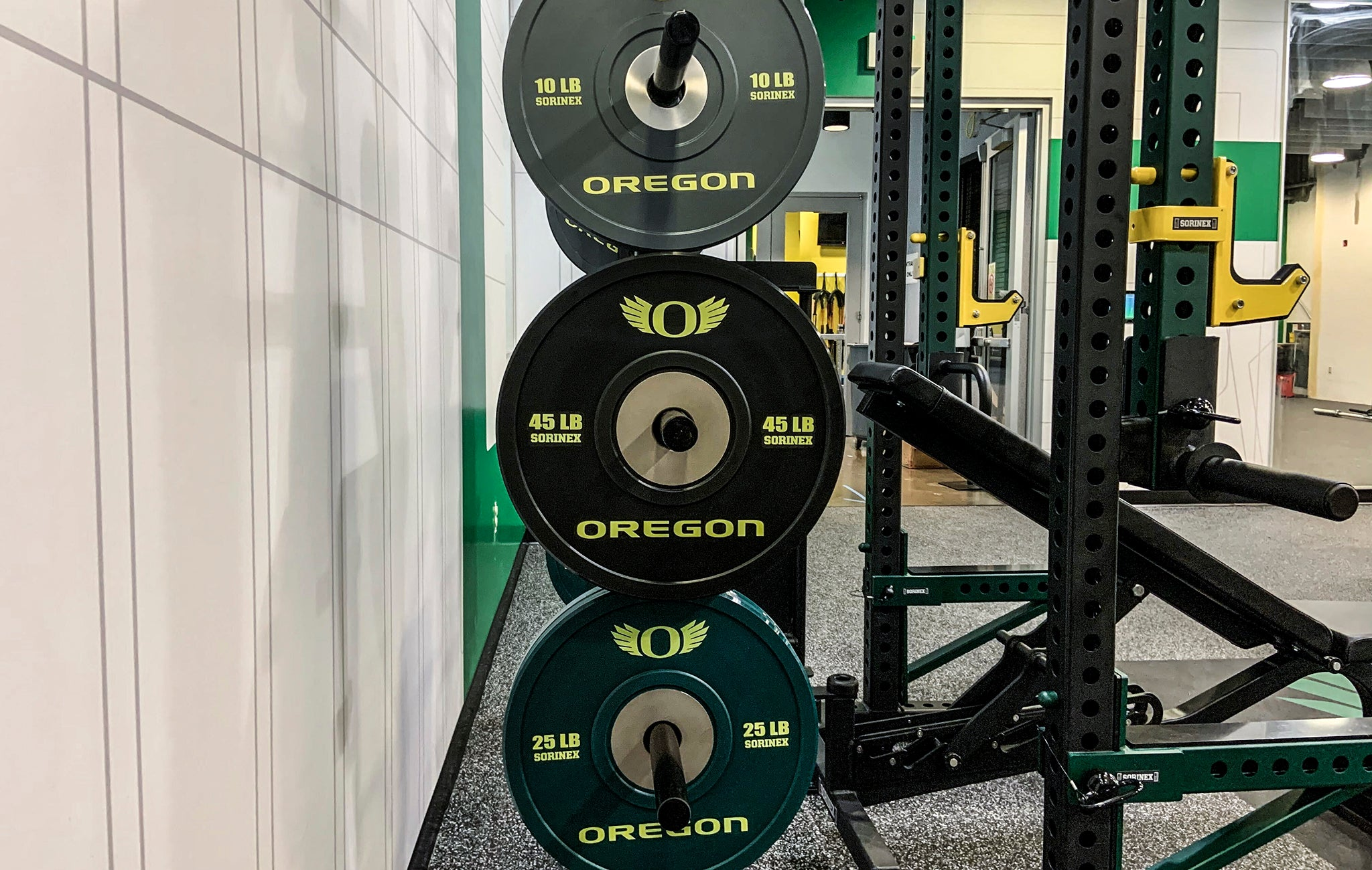 Oregon strength and conditioning
