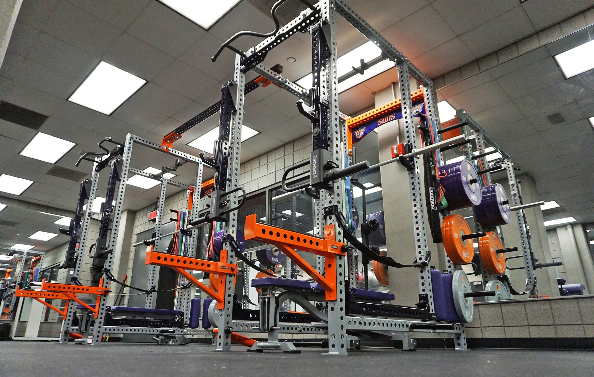 Phoenix Suns strength and conditioning