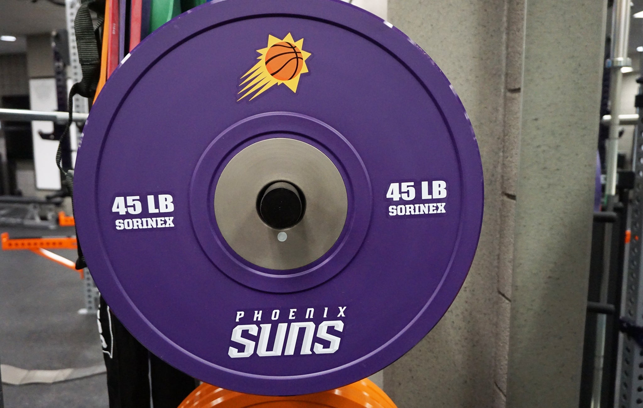 Phoenix Suns strength training