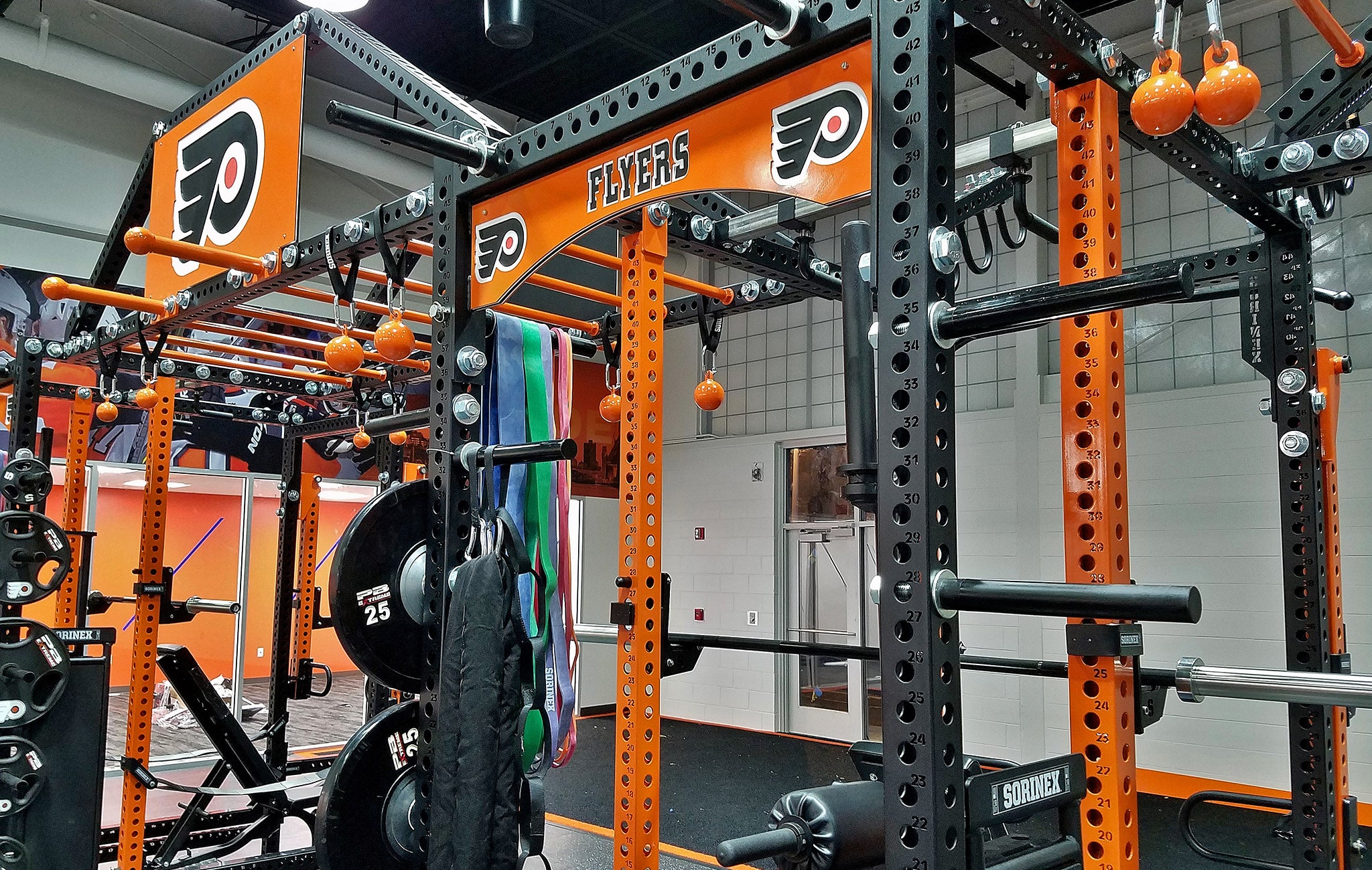 Philadelphia Flyers strength and conditioning