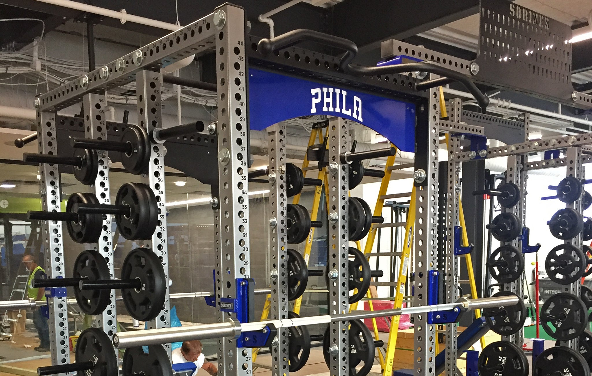 Philadelphia 76ers strength and conditioning
