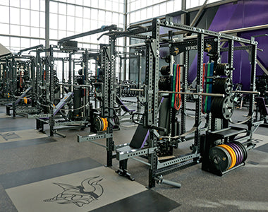 Professional Strength Training Facilities