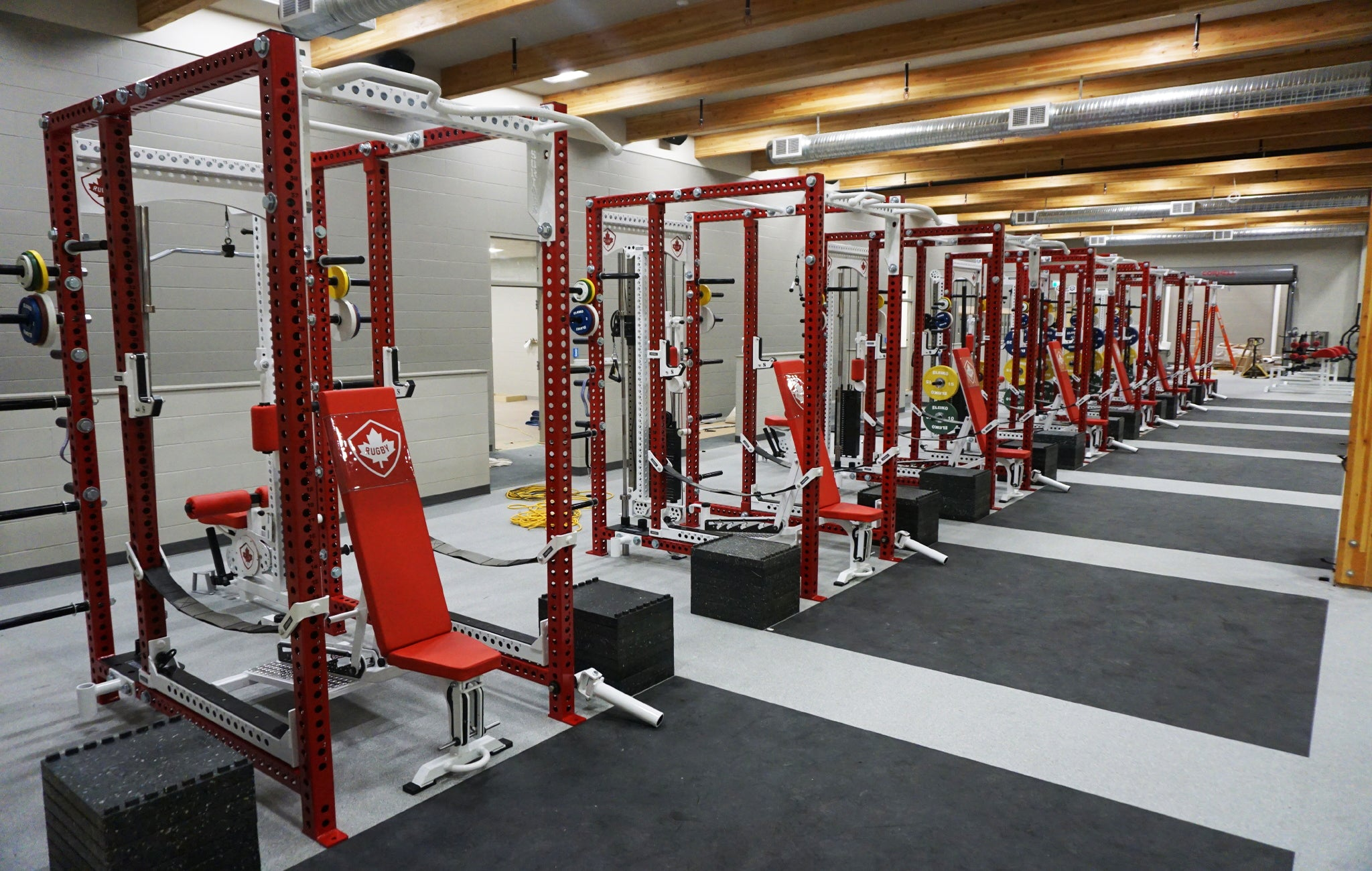 Rugby Canada Weight Room