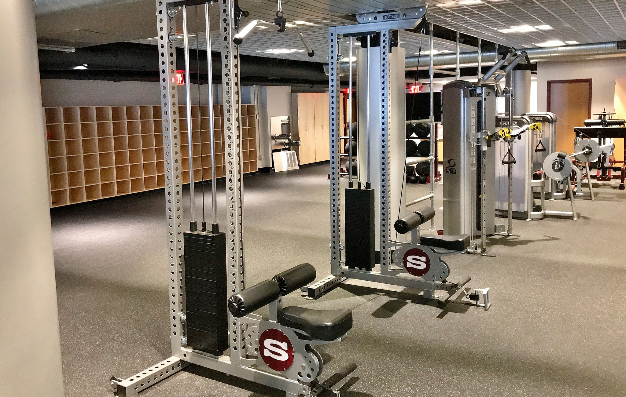 Scarsdale High School strength and conditioning