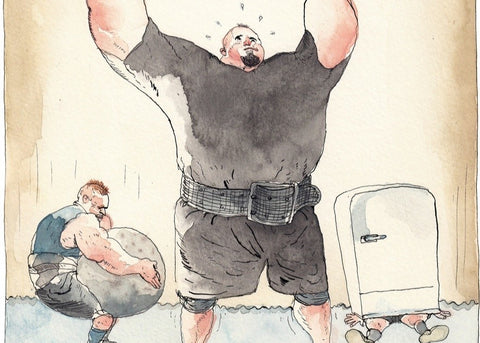 70c250d90e2d83 The Strongest Man in the World – Sorinex