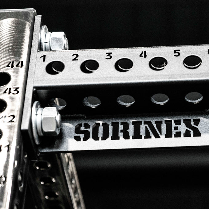 Sorinex Equipment is built to last a lifetime