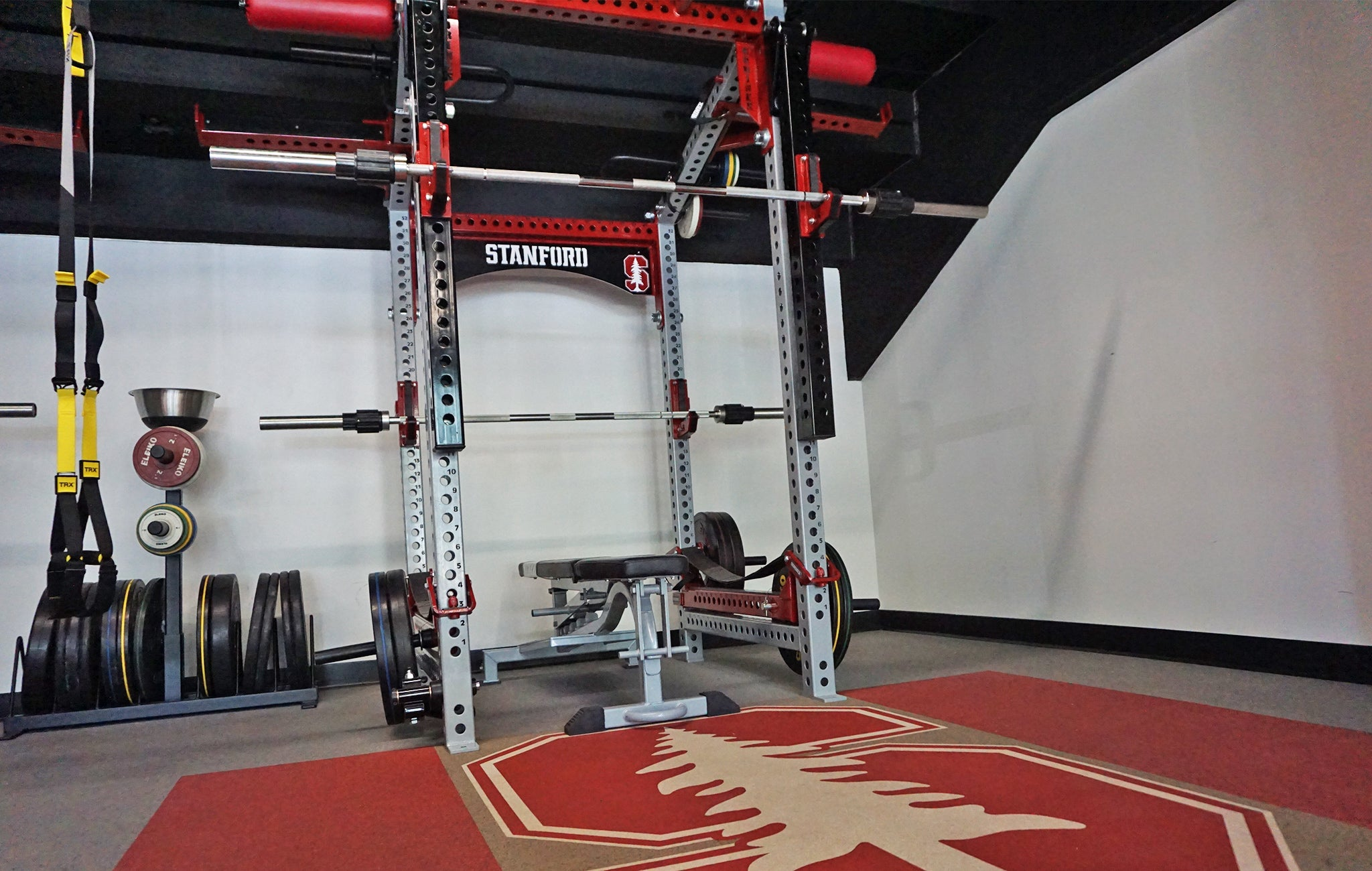Stanford University strength and conditioning