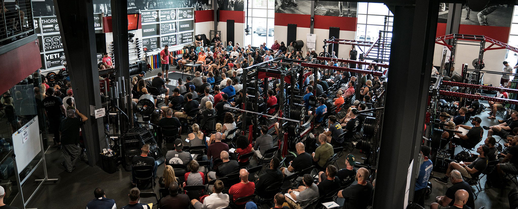 SummerStrong Weightlifting Conference Brotherhood