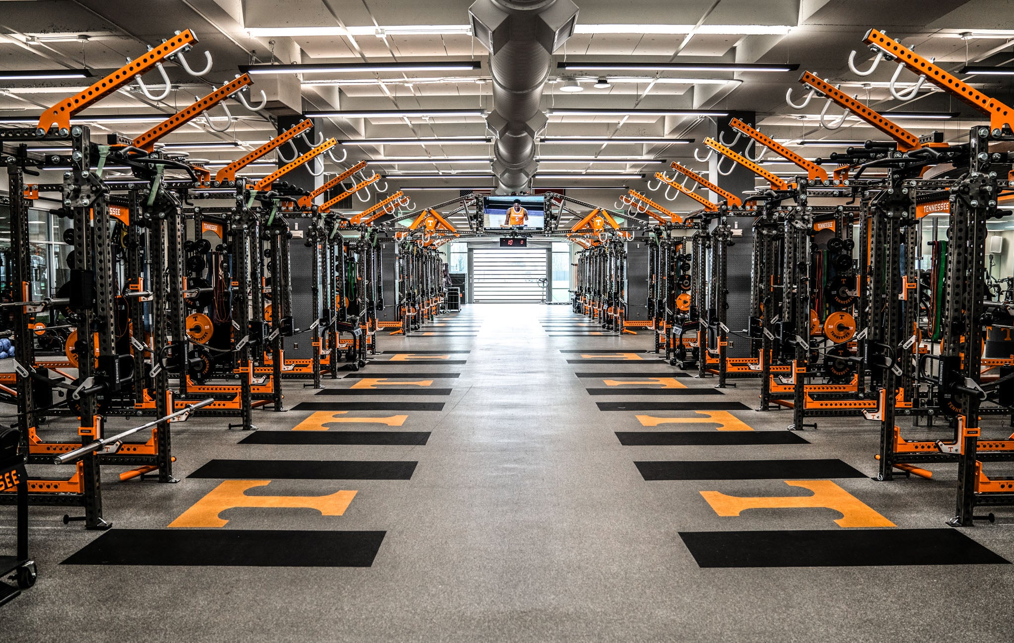 Tennessee Olympic Weight Room