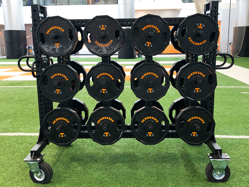 University of Tennessee Bumper Cart