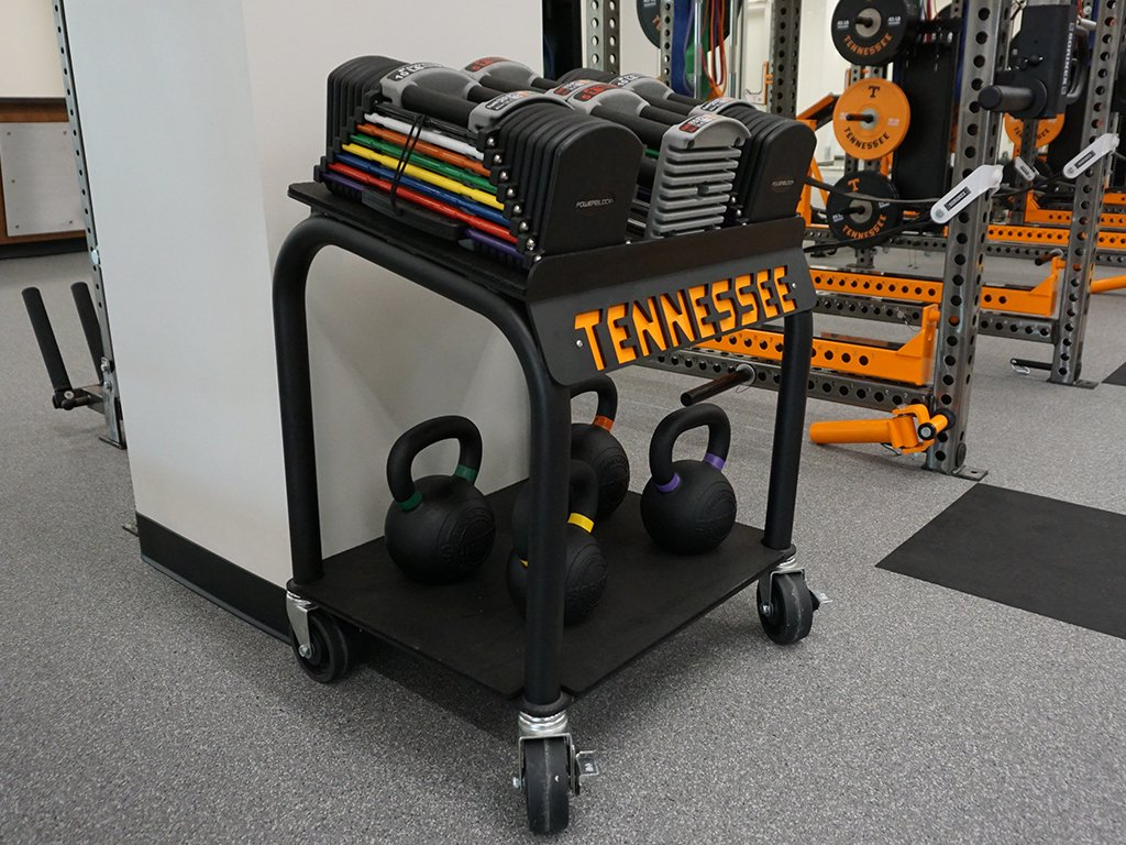 TN Rolling Power Block Cart