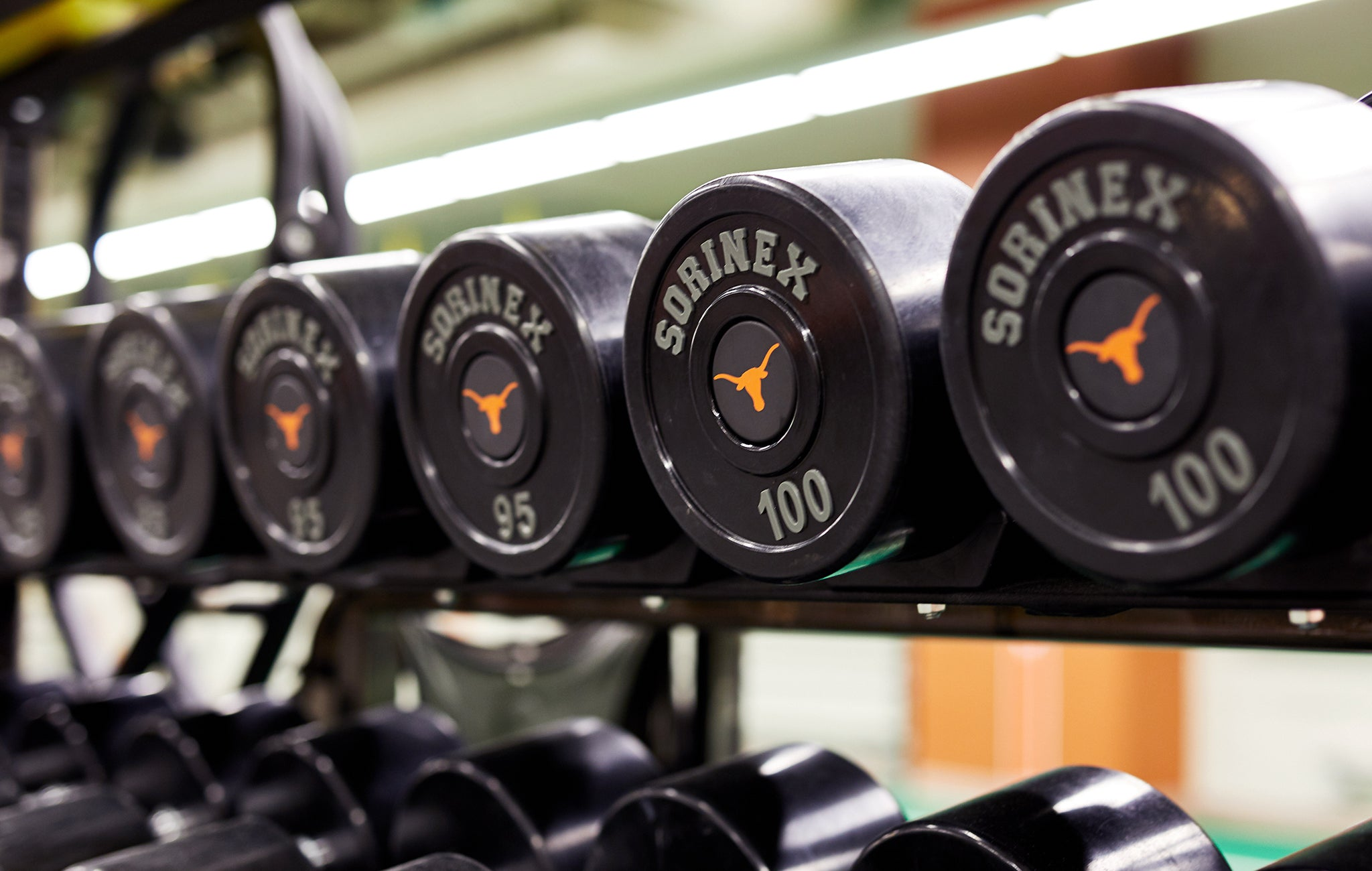 Texas Longhorns tennis strength and conditioning