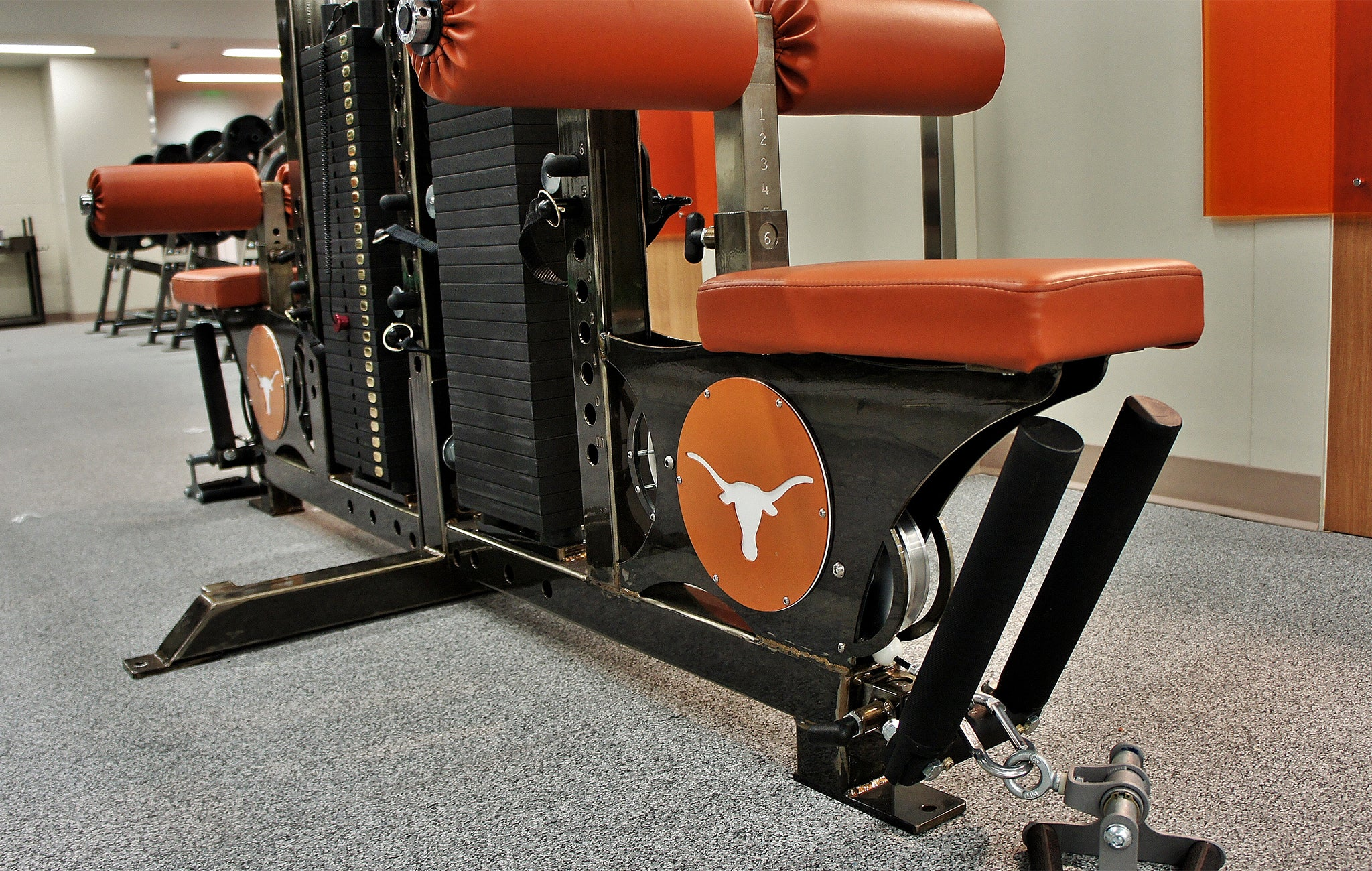 Texas Longhorns strength and conditioning