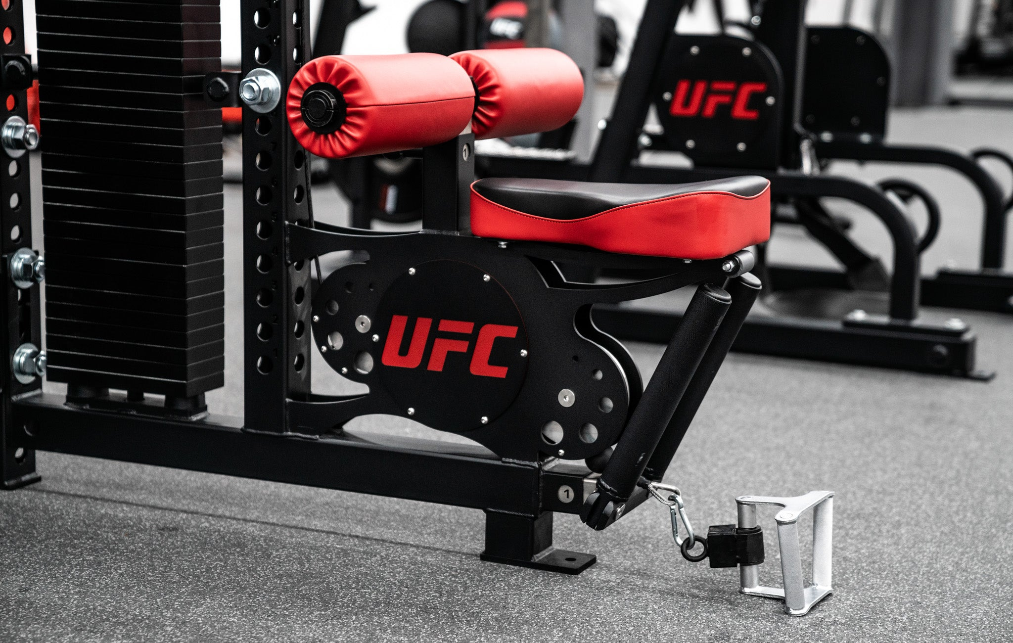 UFC Strength and Conditioning