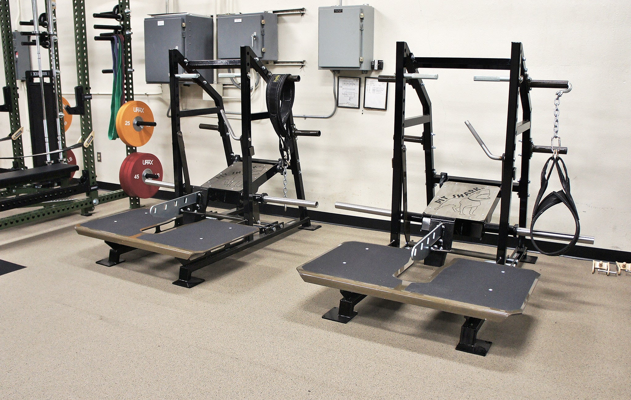 USASOC JFSWCS Military Weight Room Sorinex