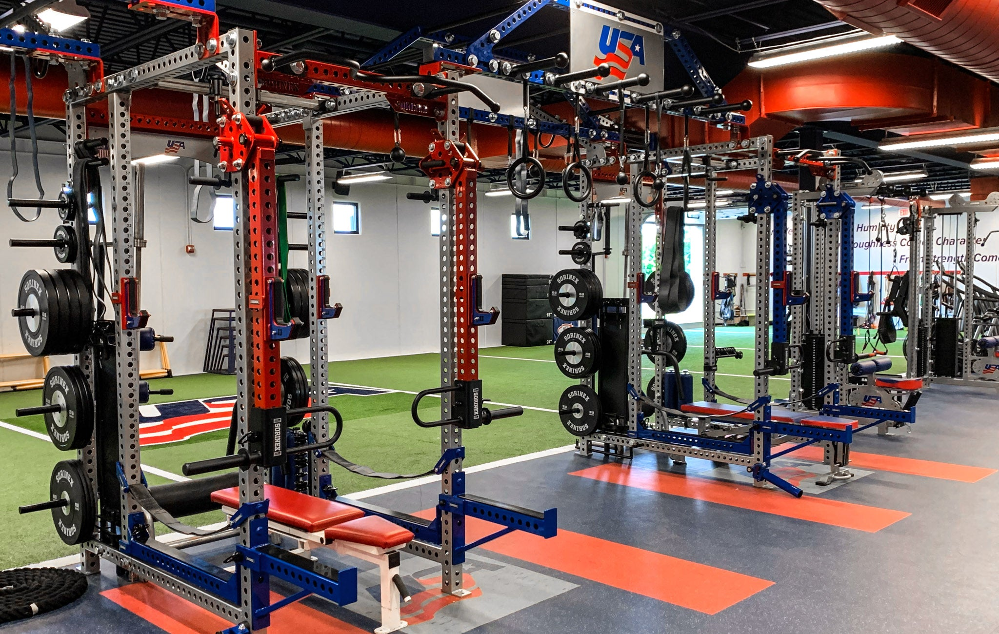 USA Hockey Training Facility
