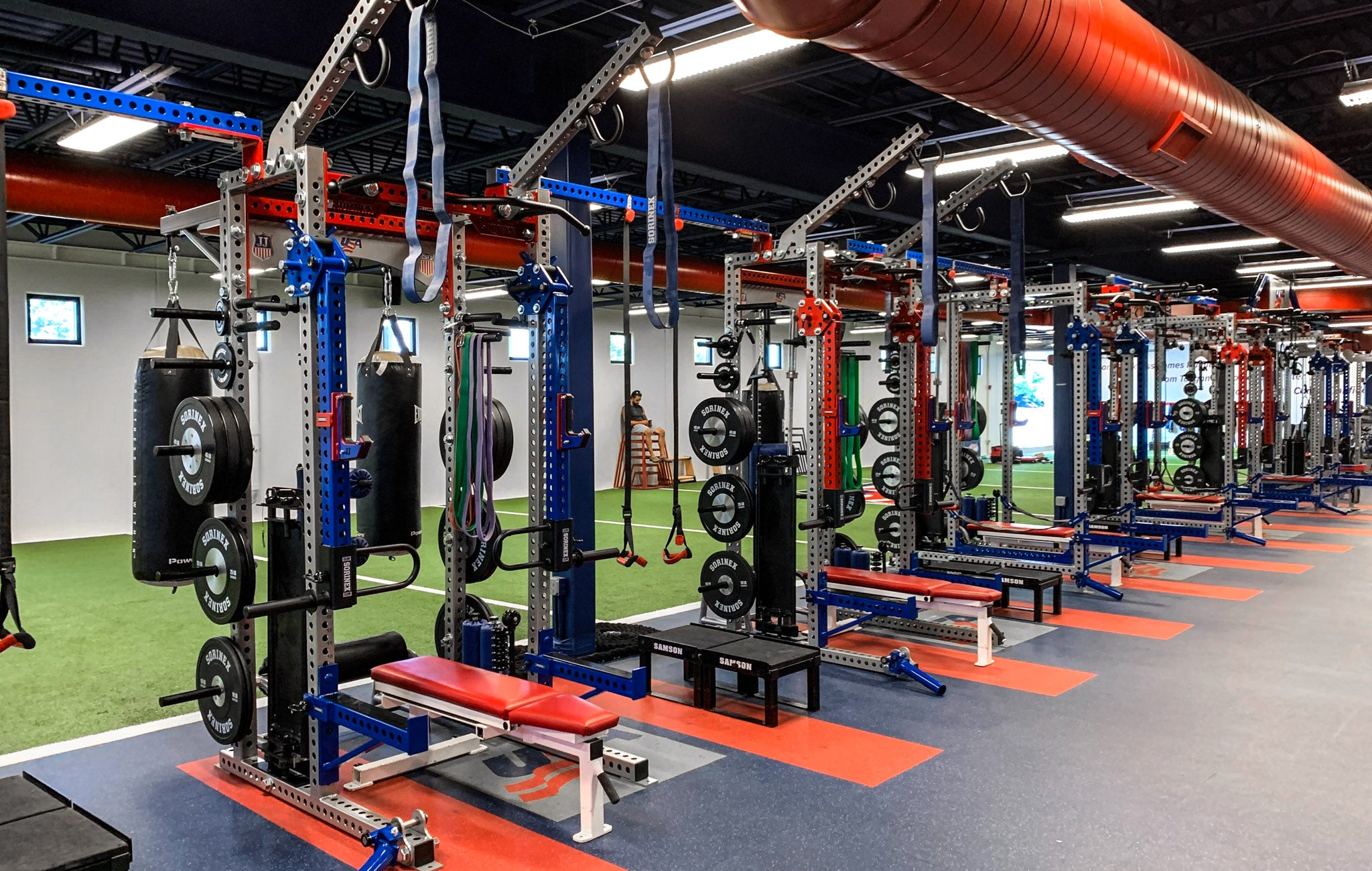 USA Hockey Strength and Conditioning