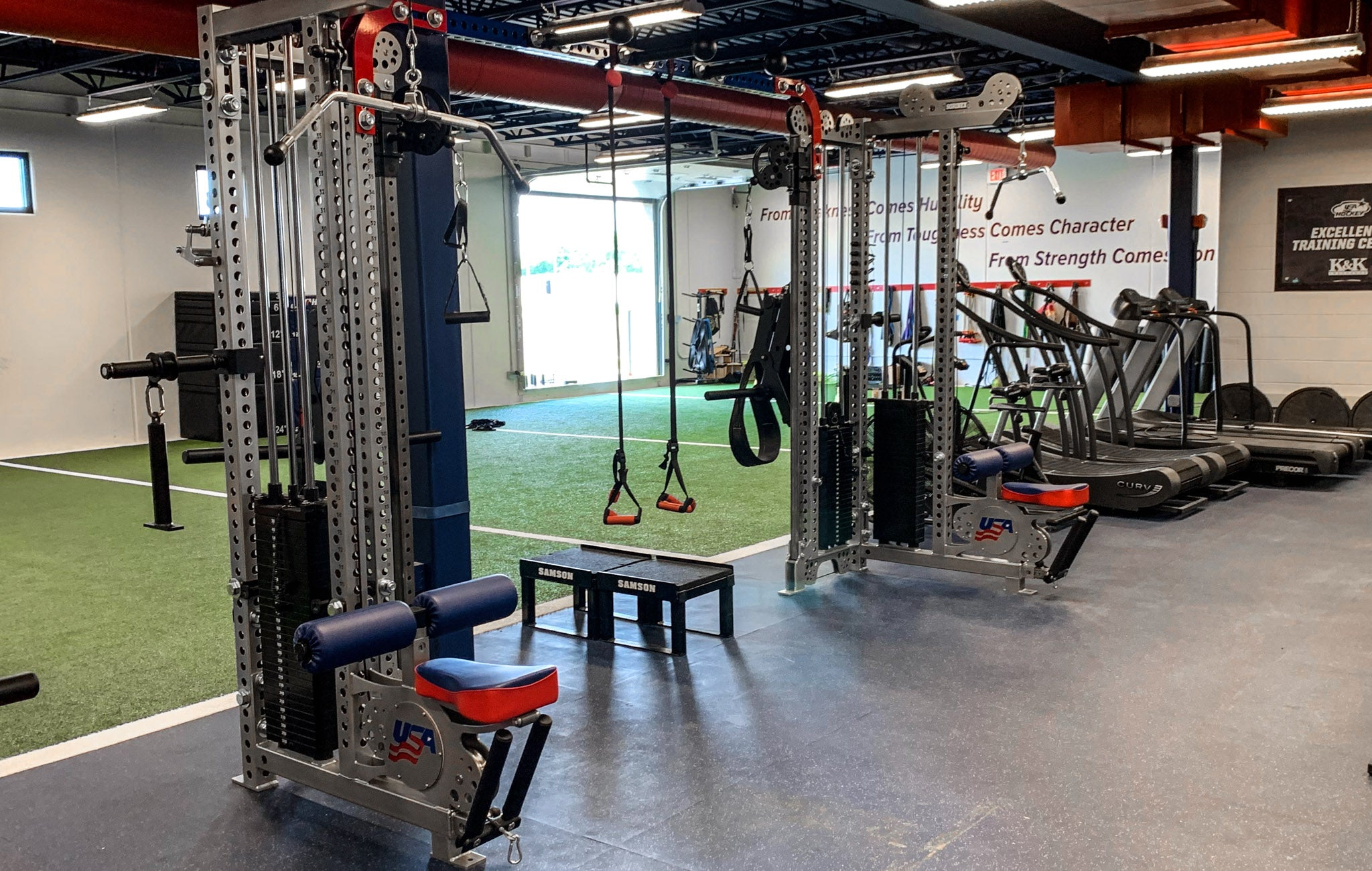 USA Hockey Sorinex Facility