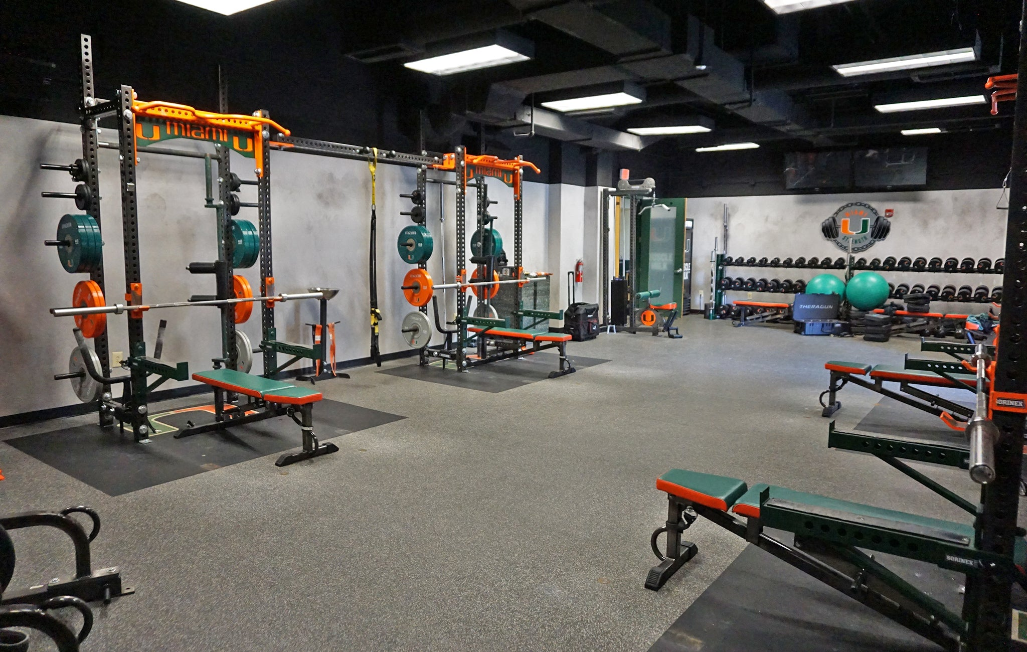 University of Miami basketball strength and conditioning
