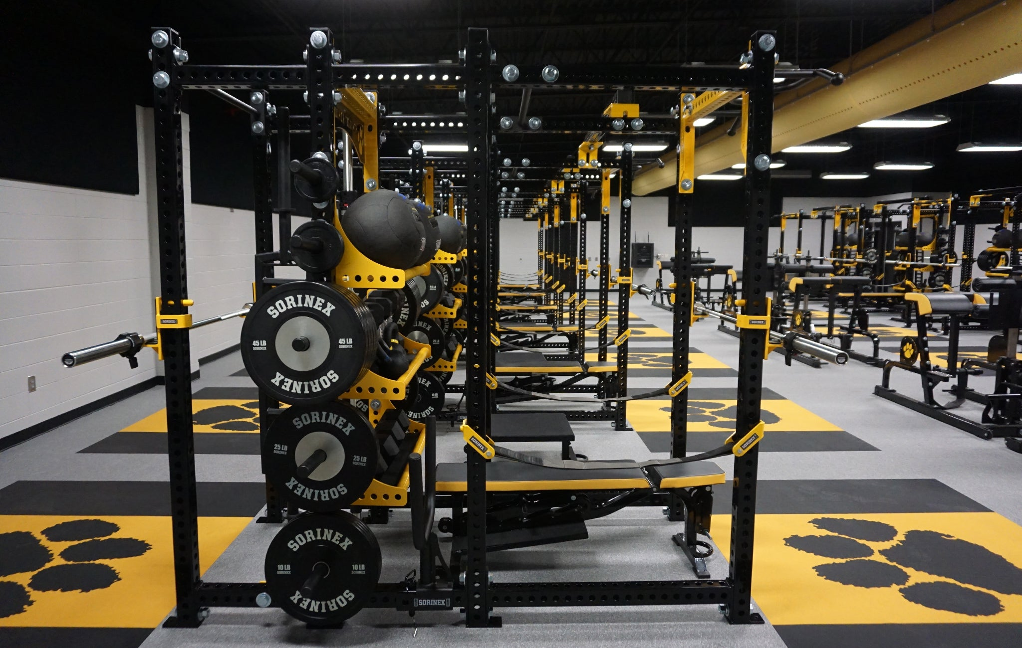 Valdosta High School strength and conditioning