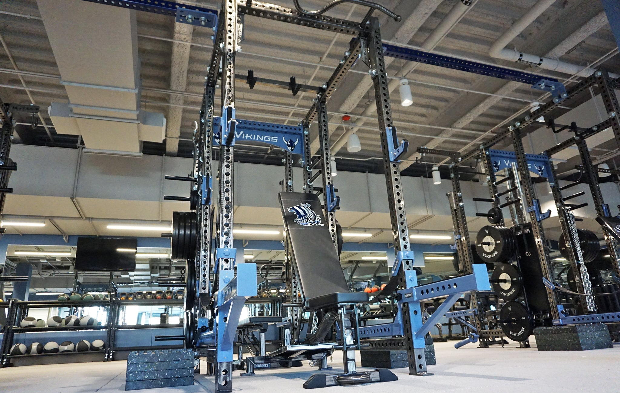 Western Washington University strength and conditioning