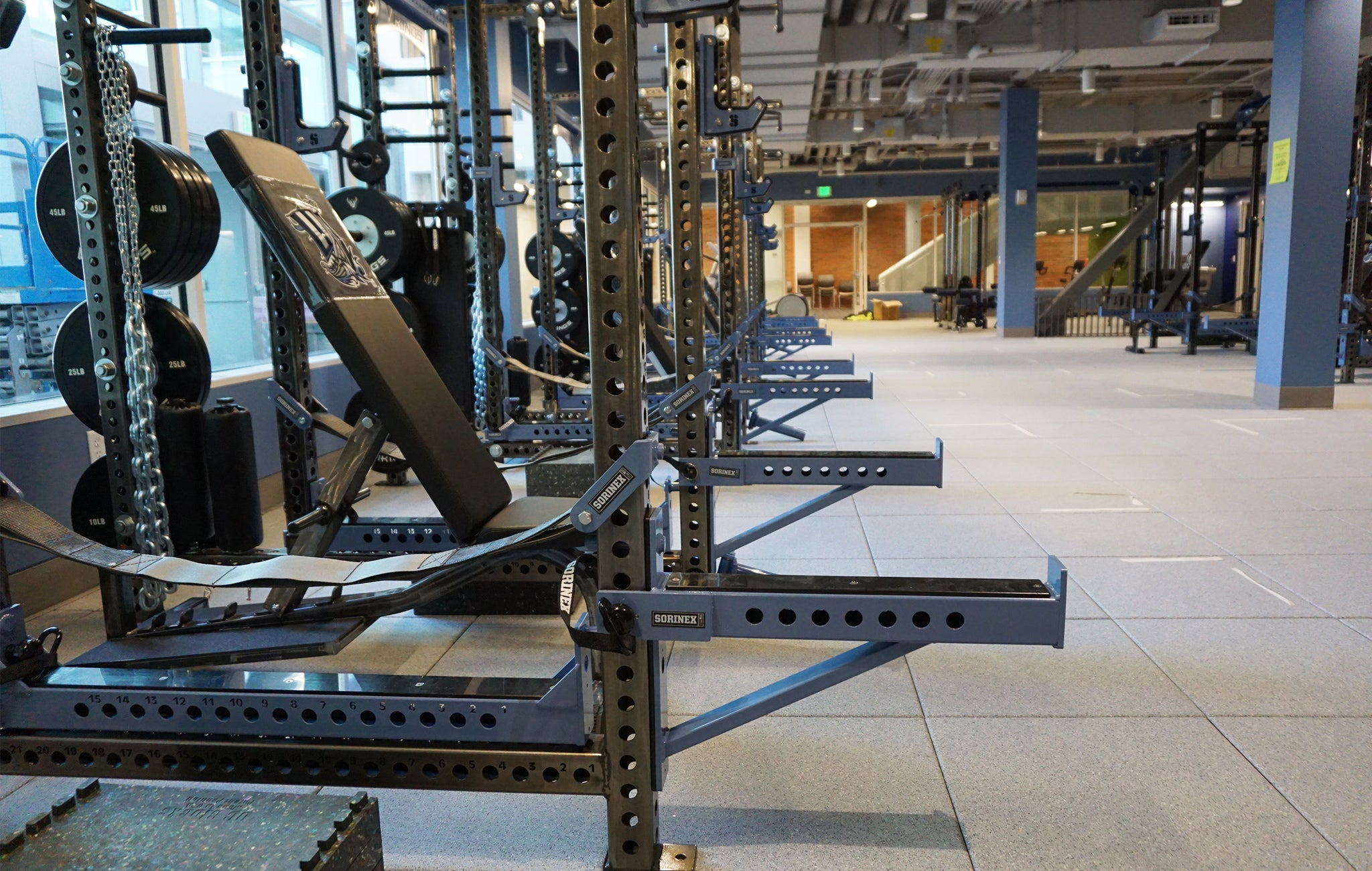 Western Washington strength training facility