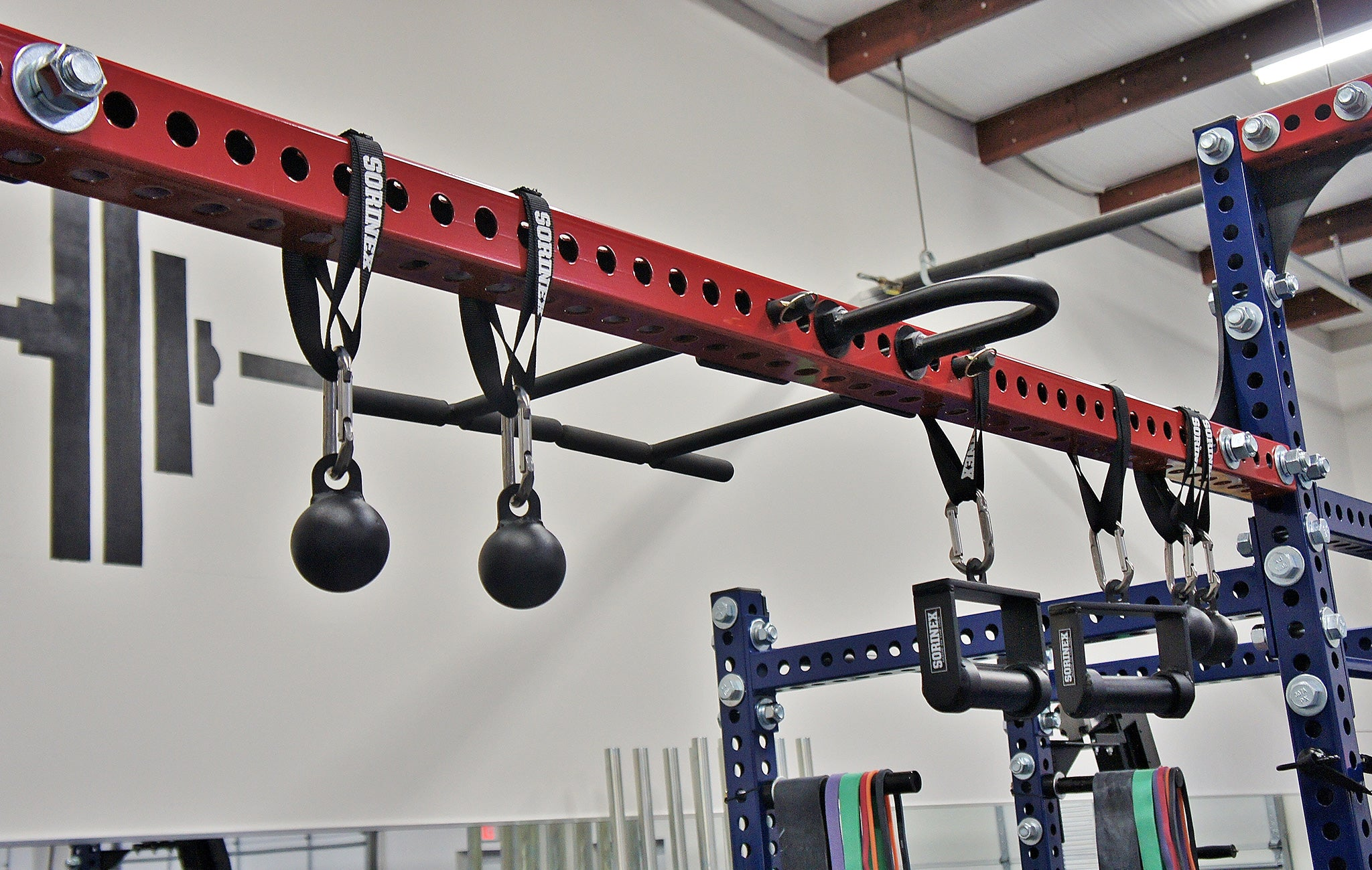Virginia High Performance Sorinex Weight Room