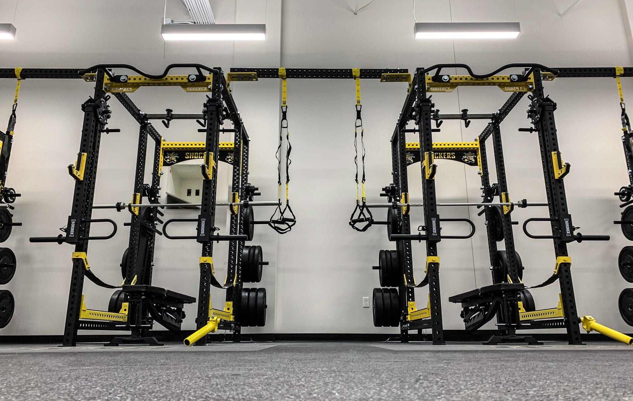 Wichita State University strength and conditioning