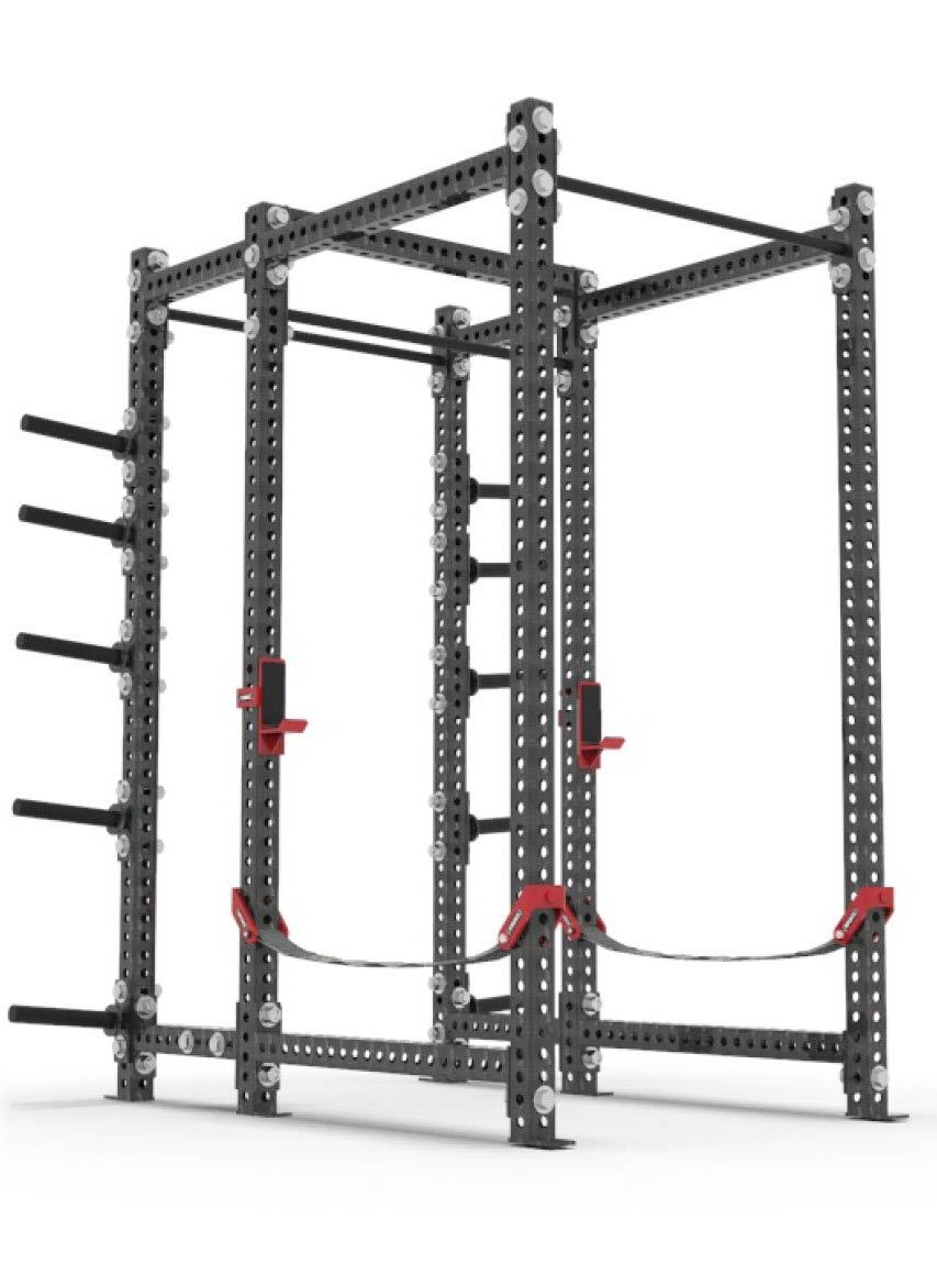 xl power rack side view