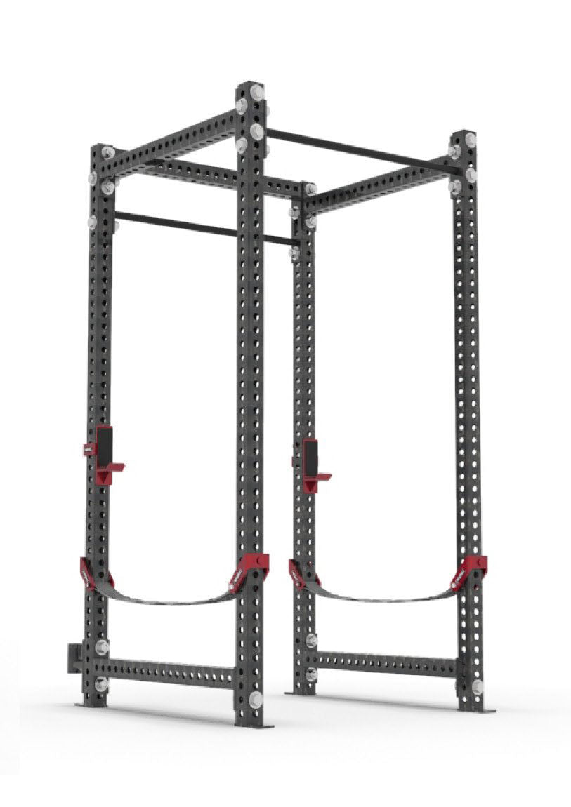 XL Series single rack side view