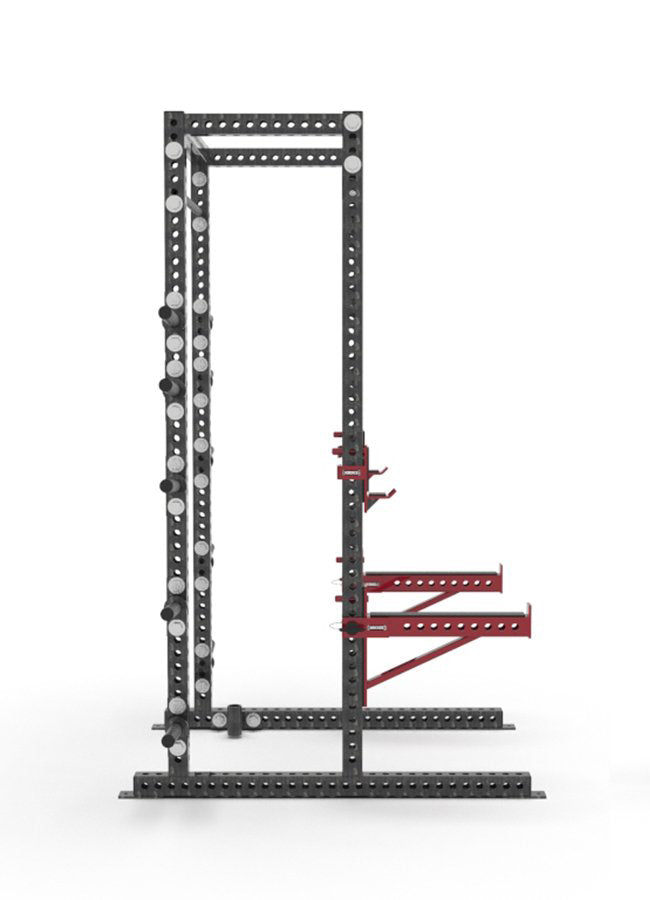 XL Half Rack Side View