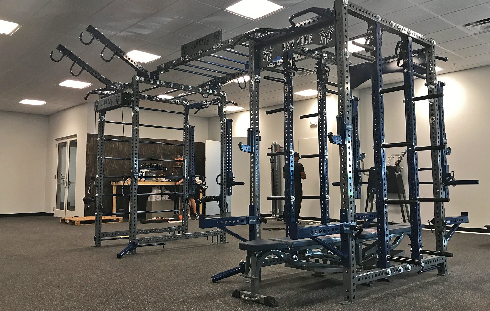 New York Yankees strength and conditioning