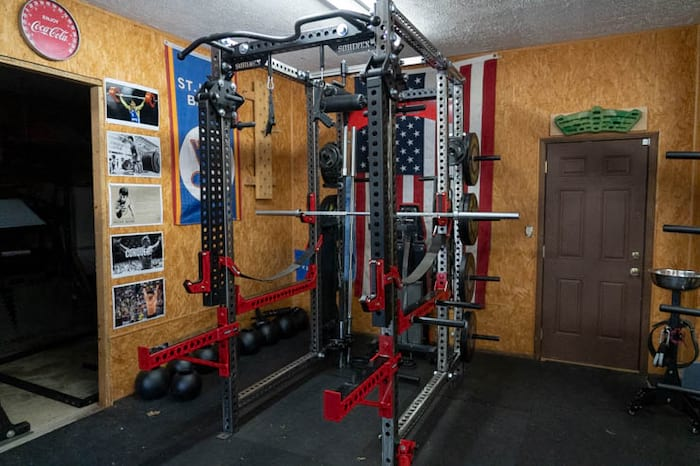 Garage Gym Reviews Sorinex Rack
