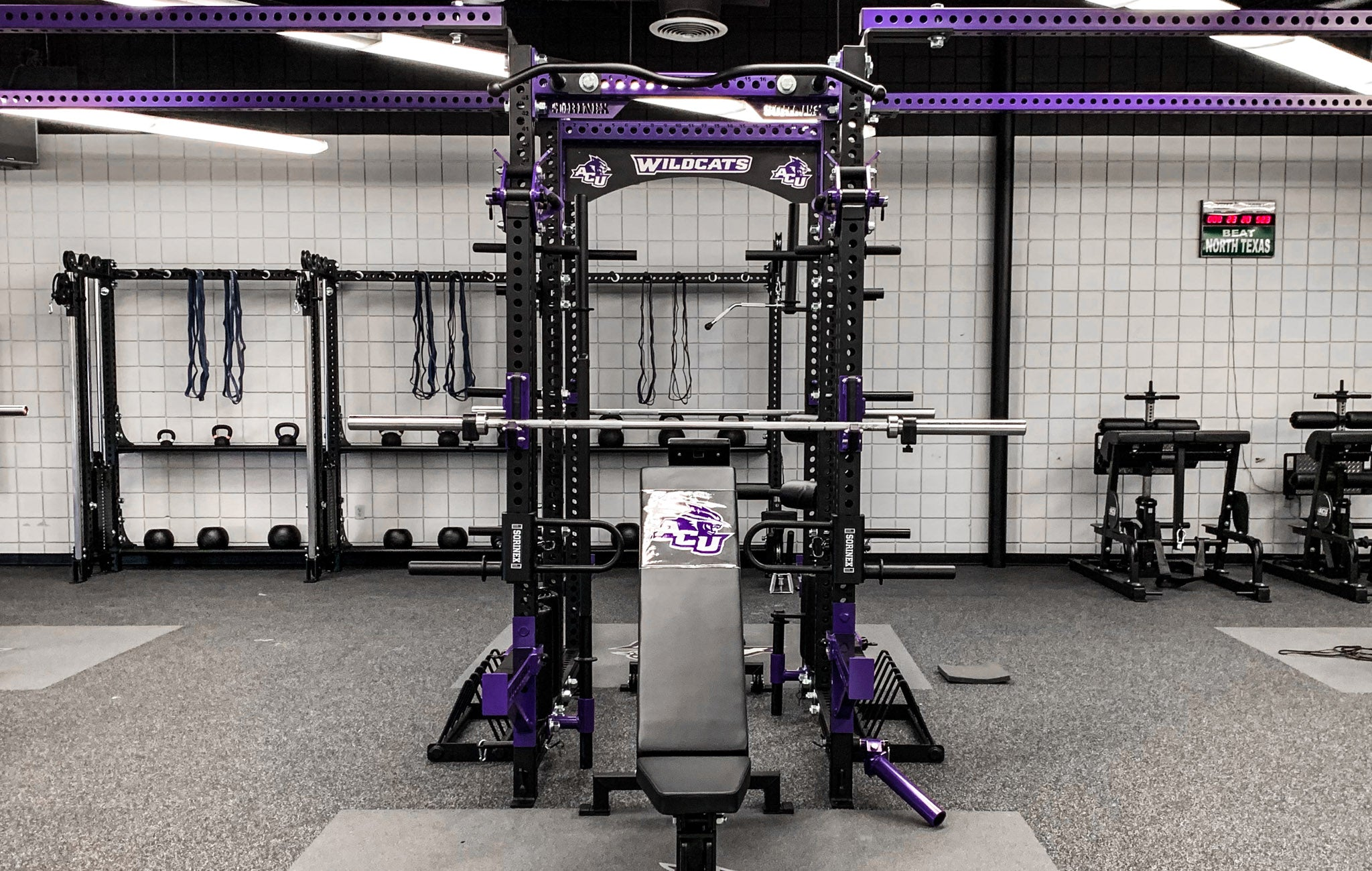 Abilene Christian University Weightlifting