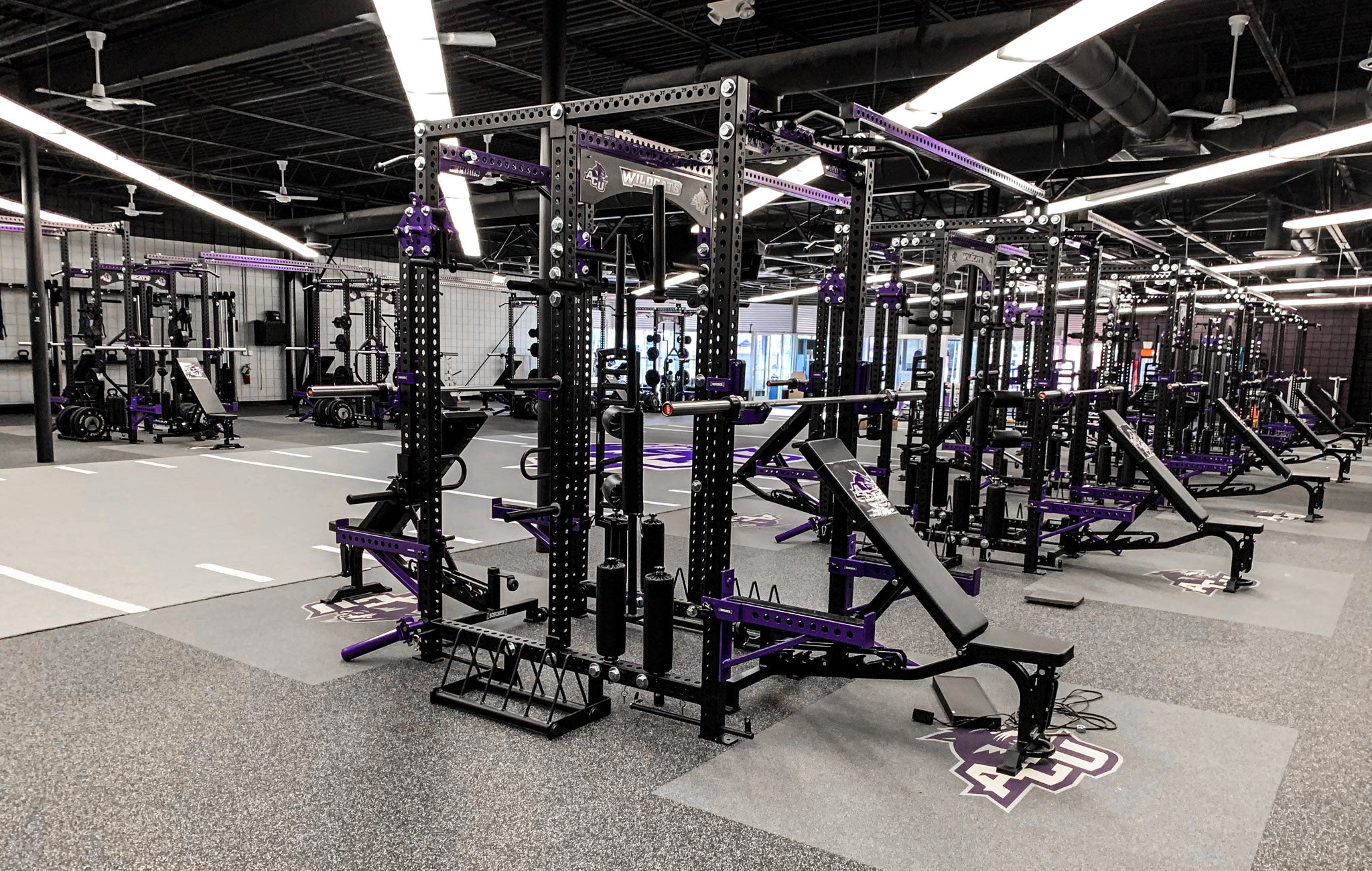 Abilene Christian University Strength and Conditioning