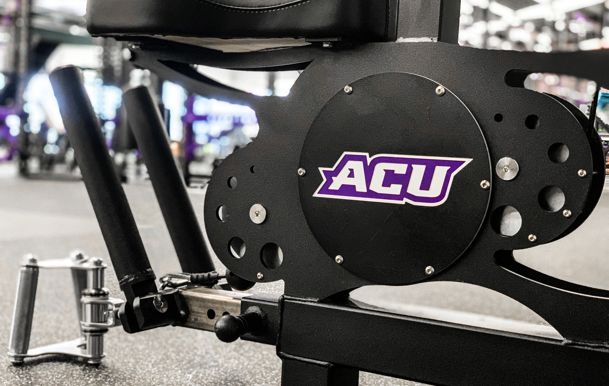 Abilene Christian University training facility
