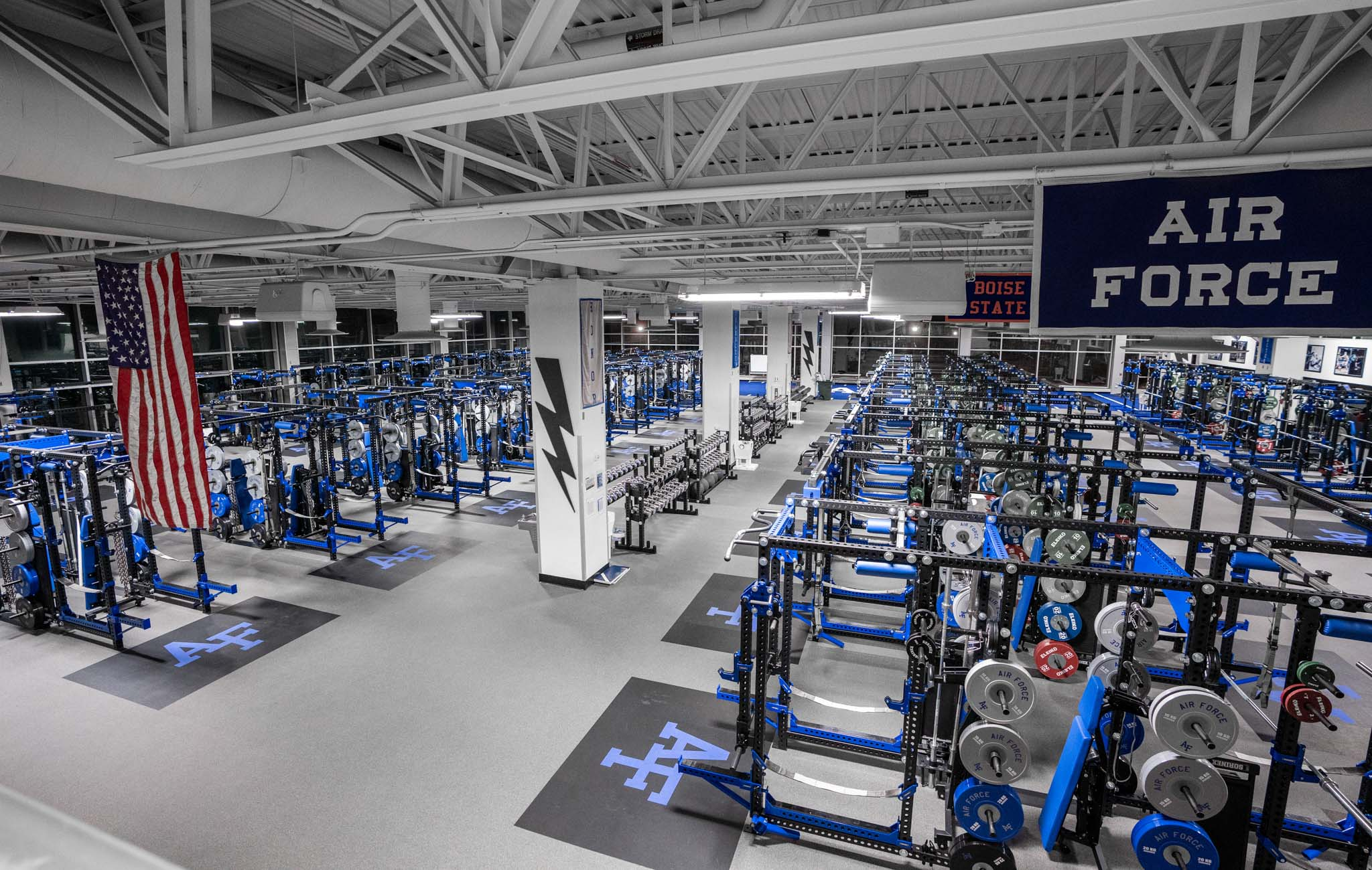 Air Force Academy Strength and Conditioning Facility