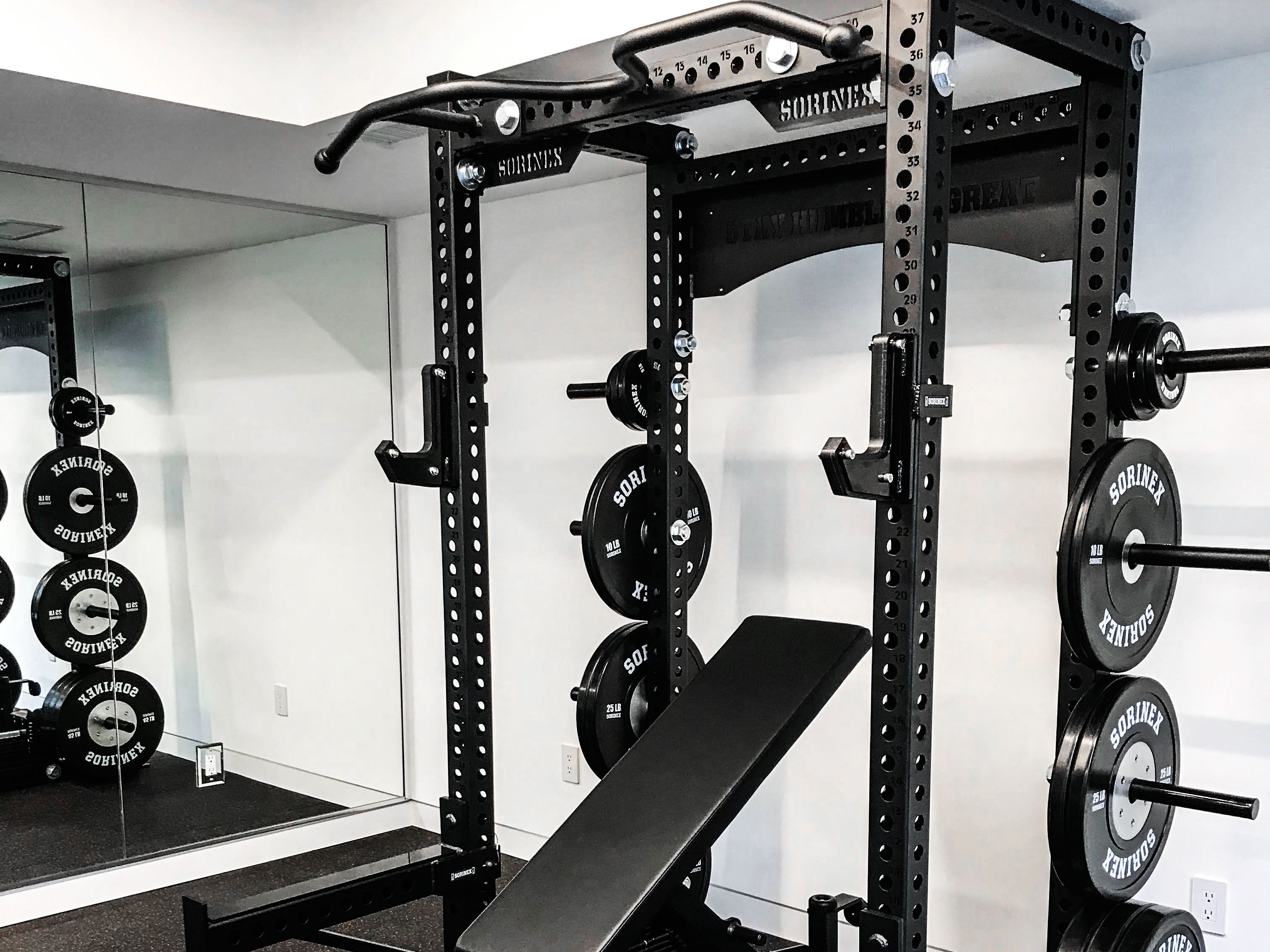 AJ Green Home Gym