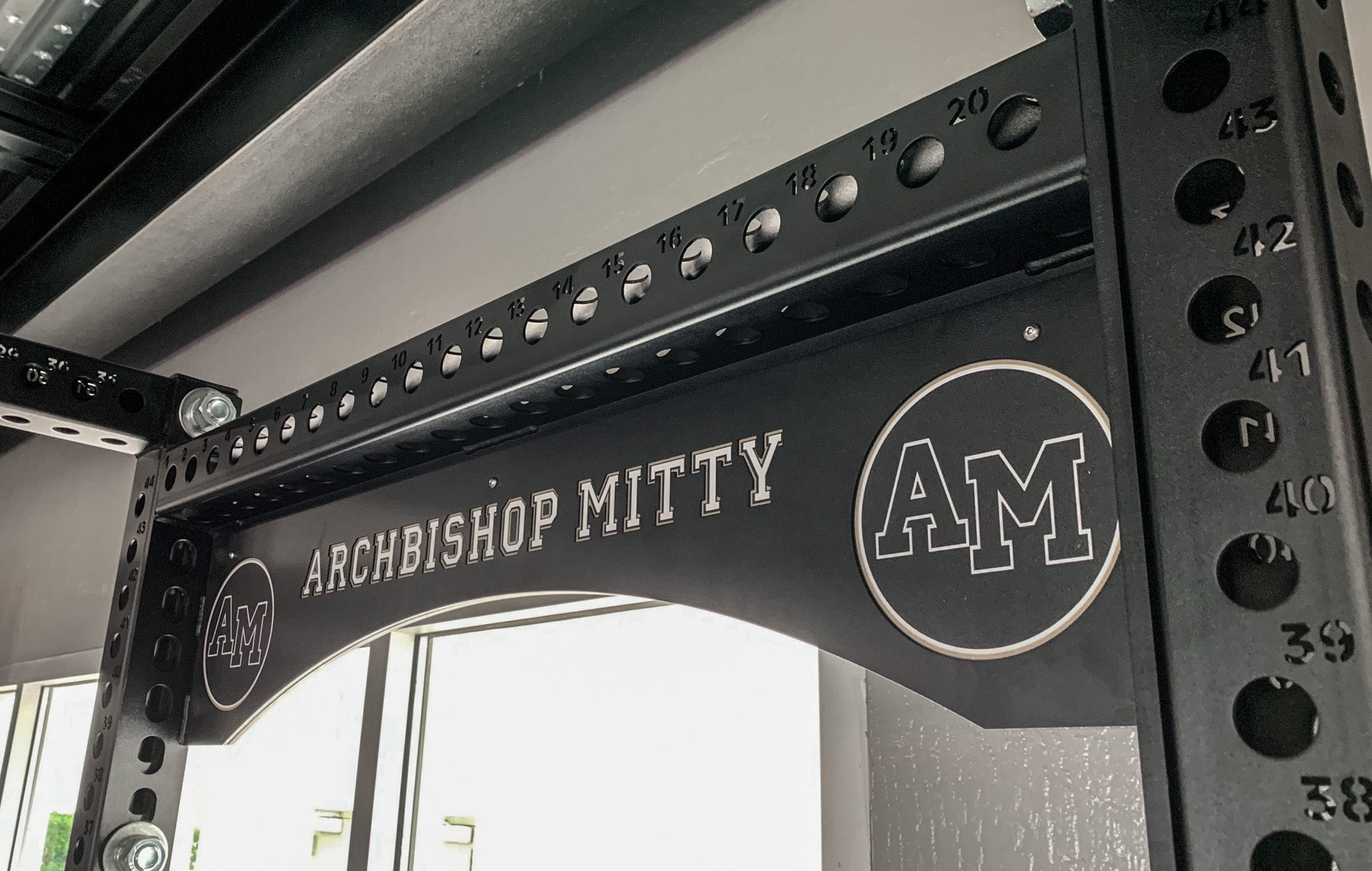 Archbishop Mitty High School training facility