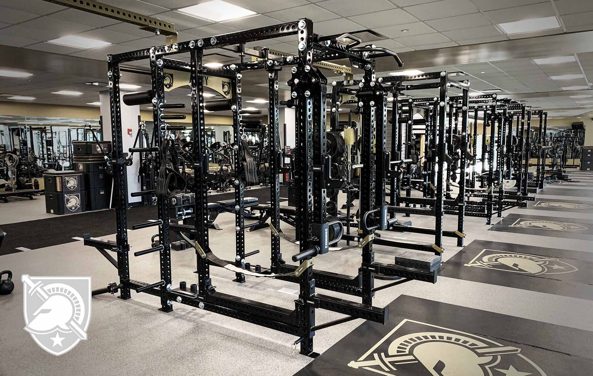 army westpoint Sorinex strength and conditioning facility