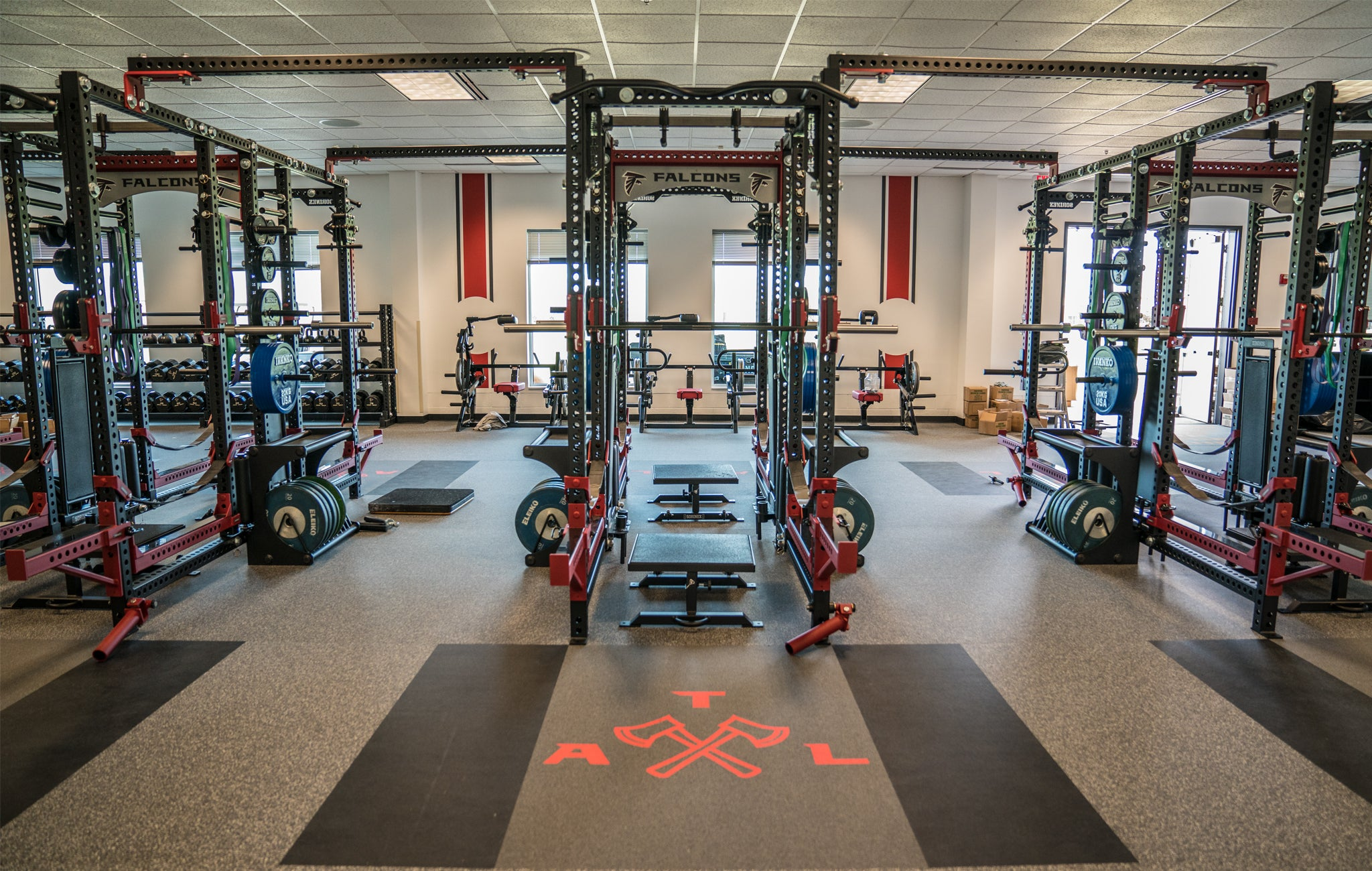 atlanta falcons strength and conditioning