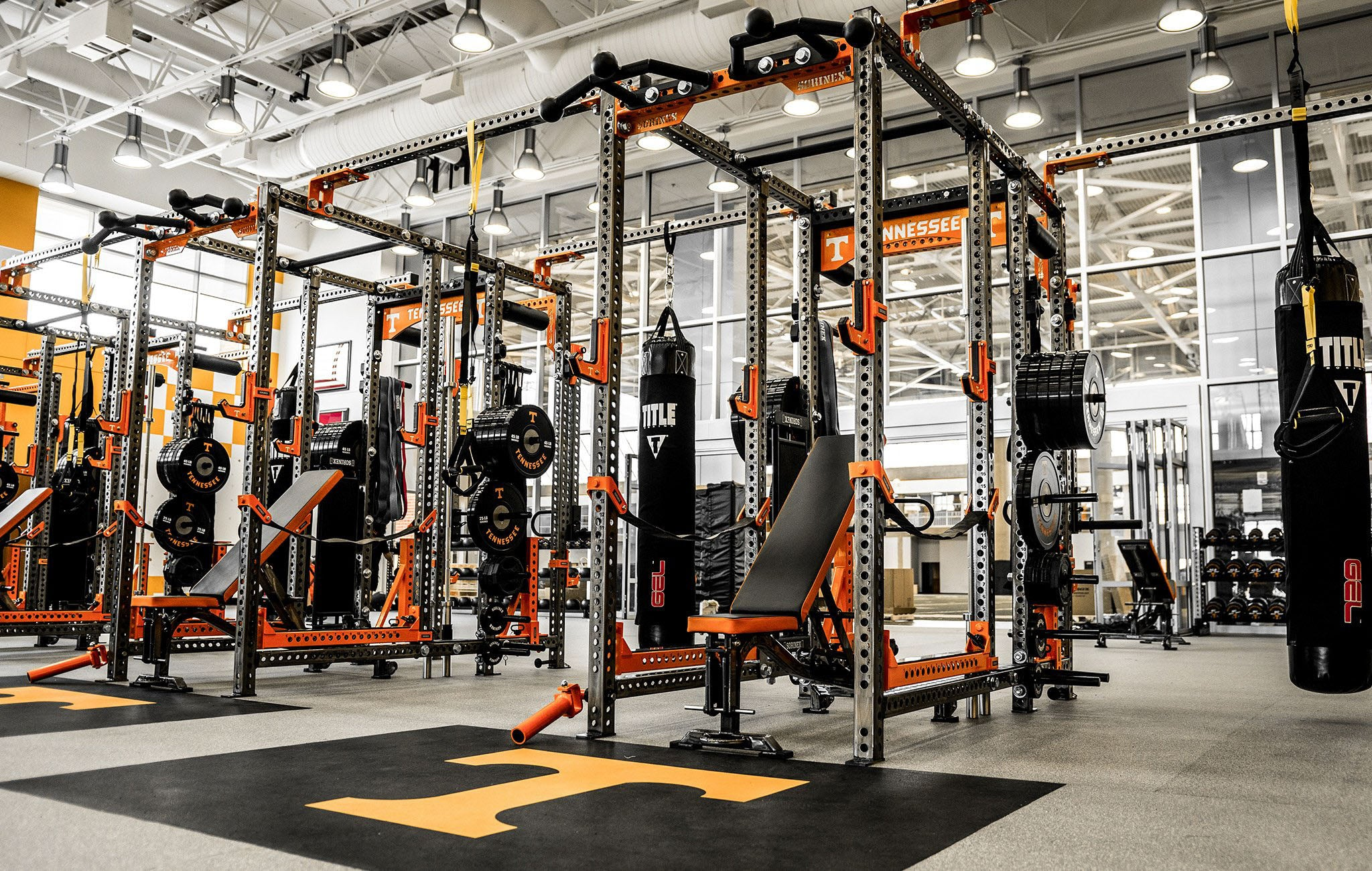 University of Tennessee Base Camp Rack & a Half
