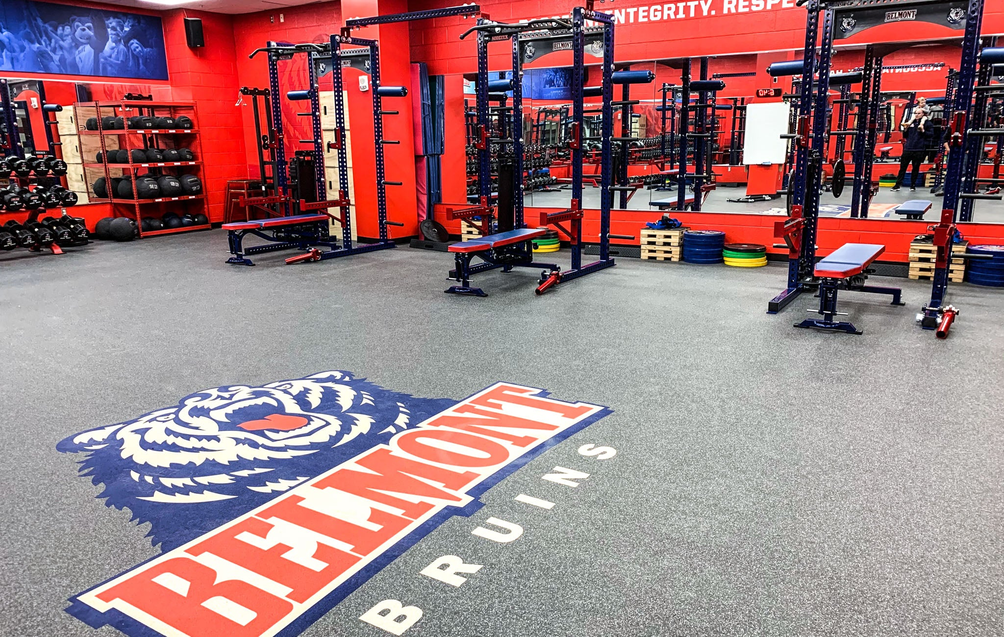 Belmont Athletics