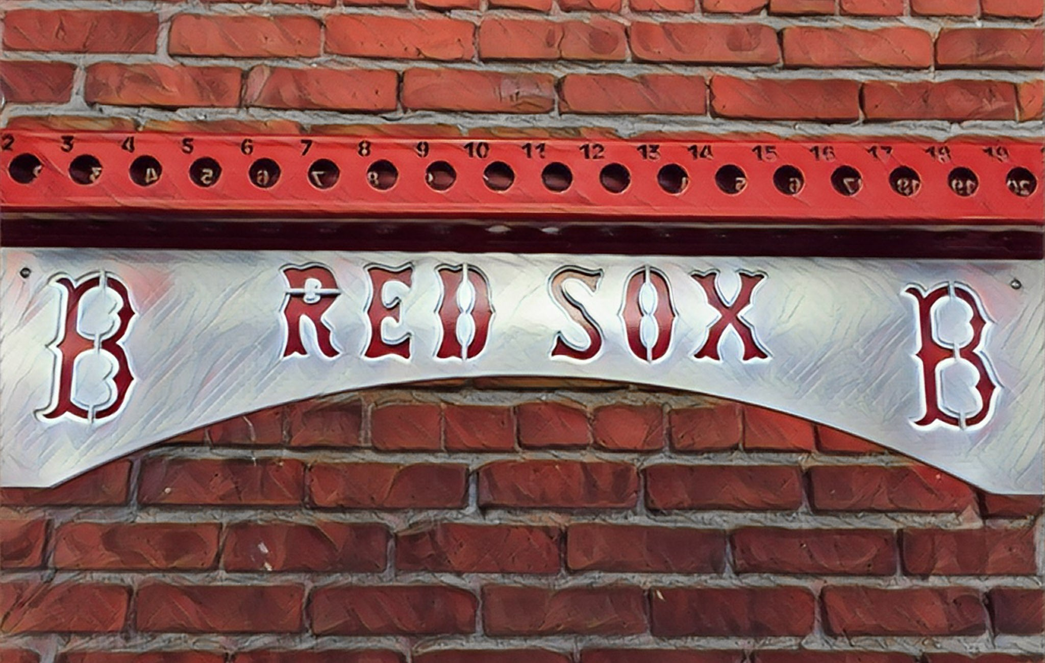 Boston Red Sox Strength Training Facility